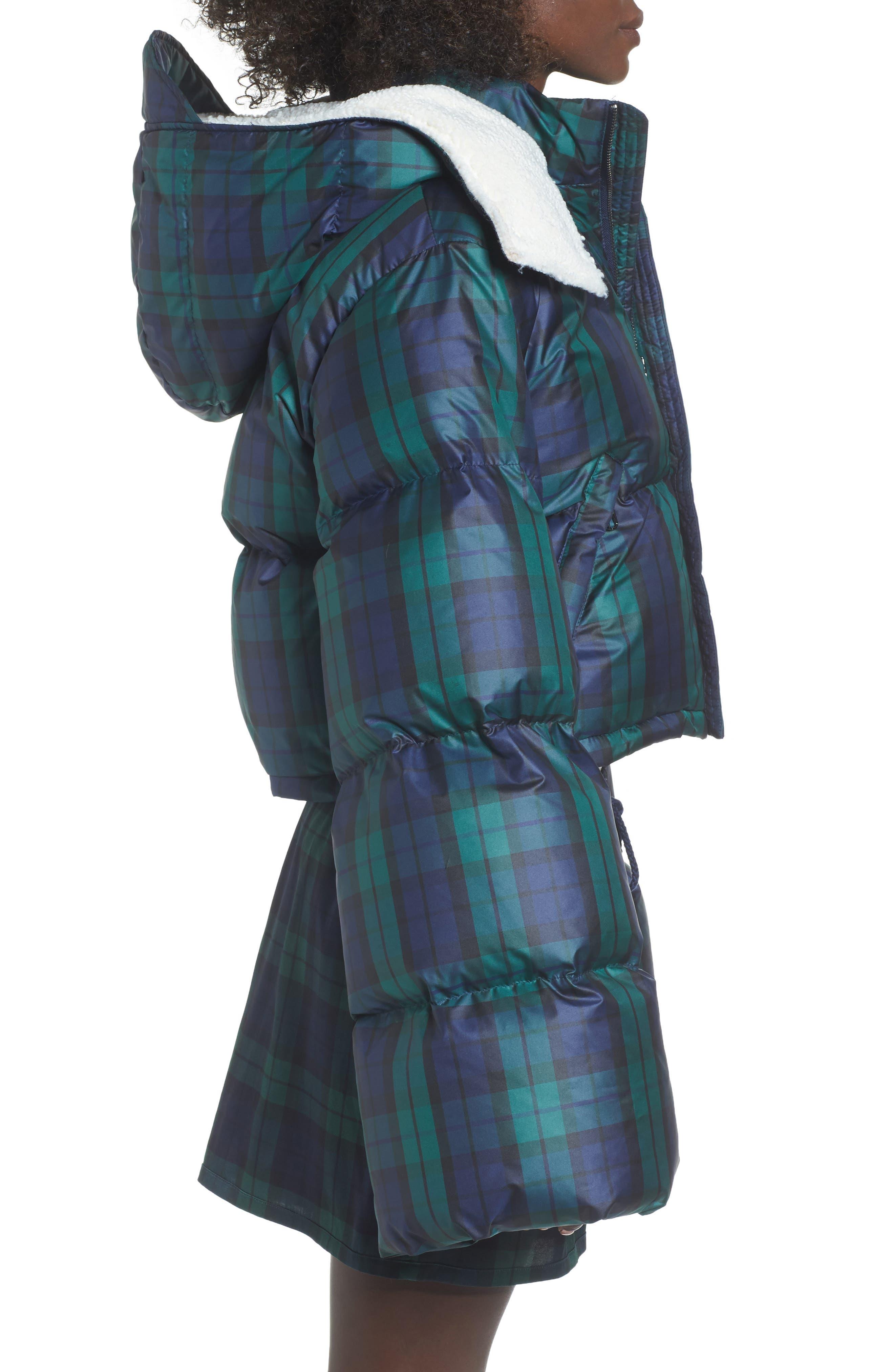 Alternate Image 3  - FENTY PUMA by Rihanna Crop Puffer Jacket