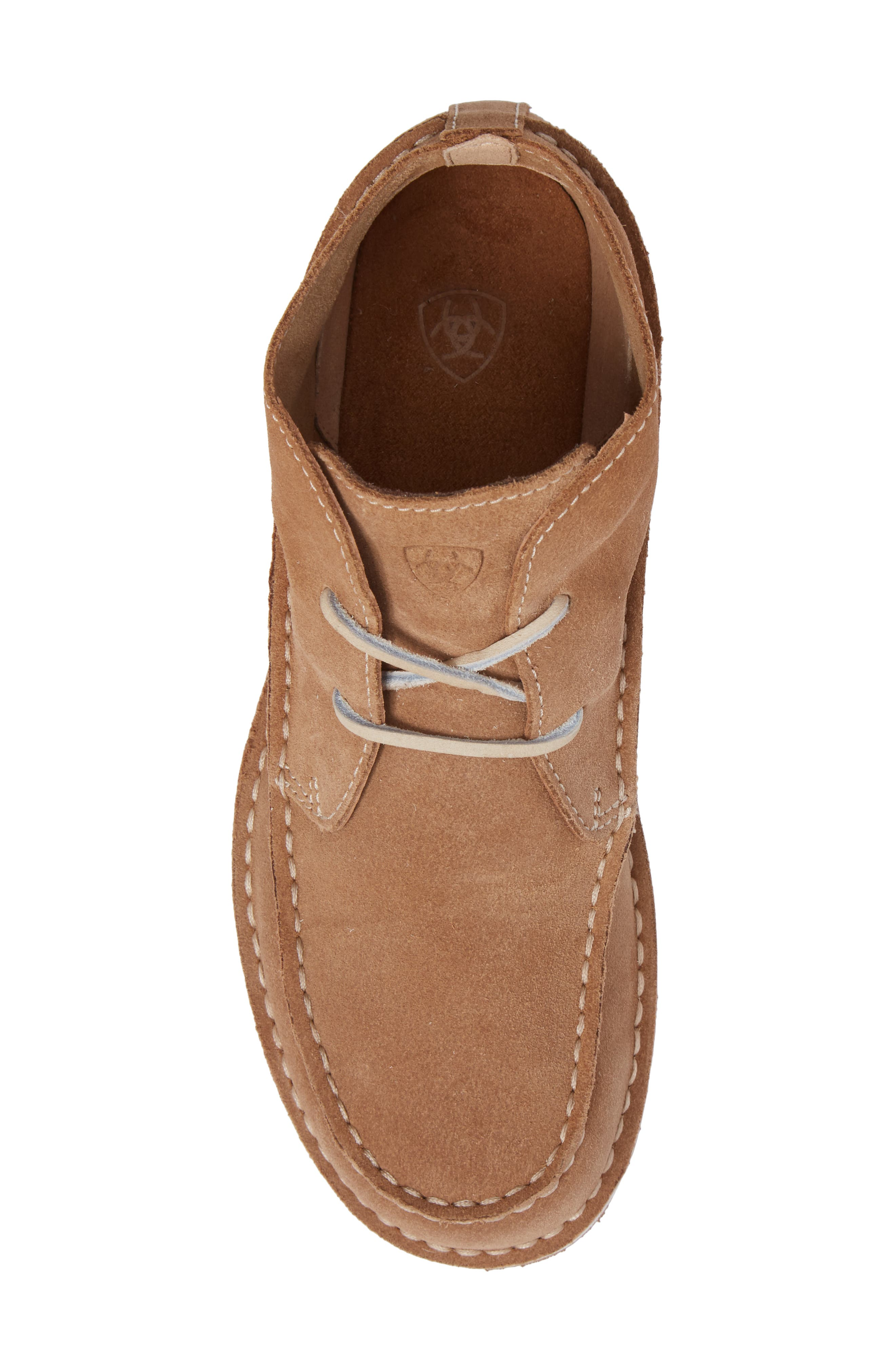 Cruiser Chukka Boot,                             Alternate thumbnail 4, color,                             Lace Dirty Taupe Suede