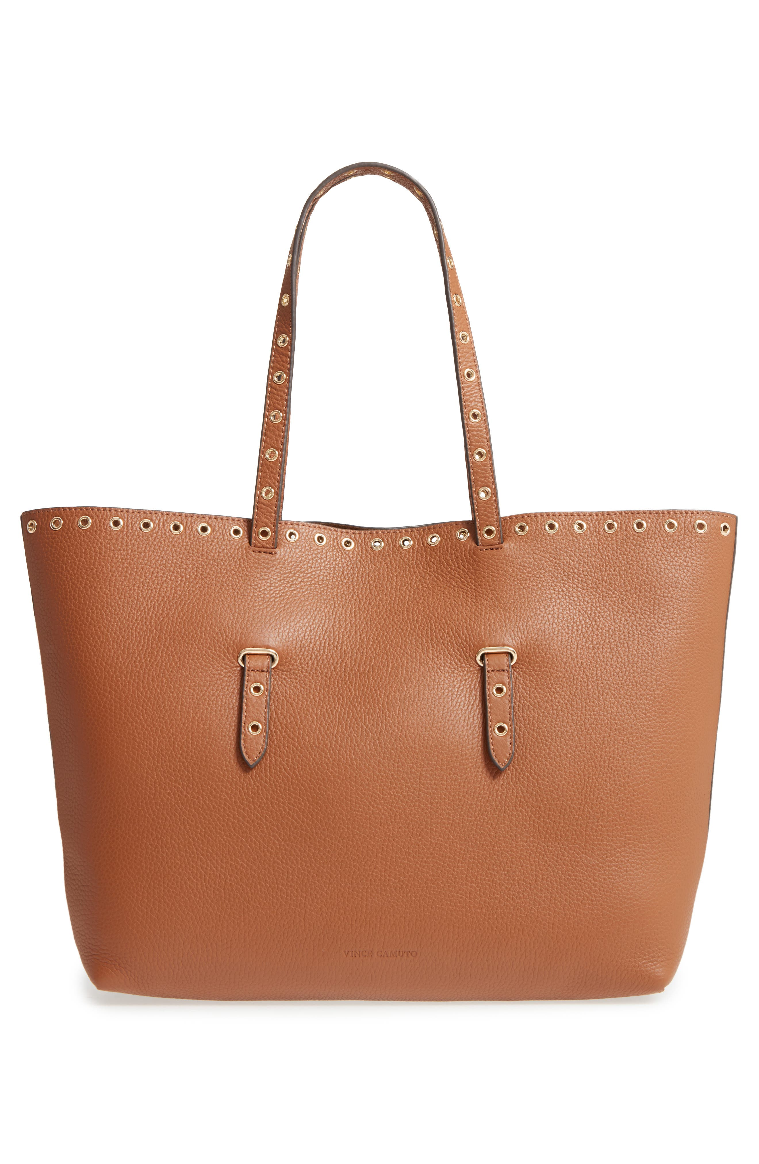 Alternate Image 2  - Vince Camuto Areli Leather Tote