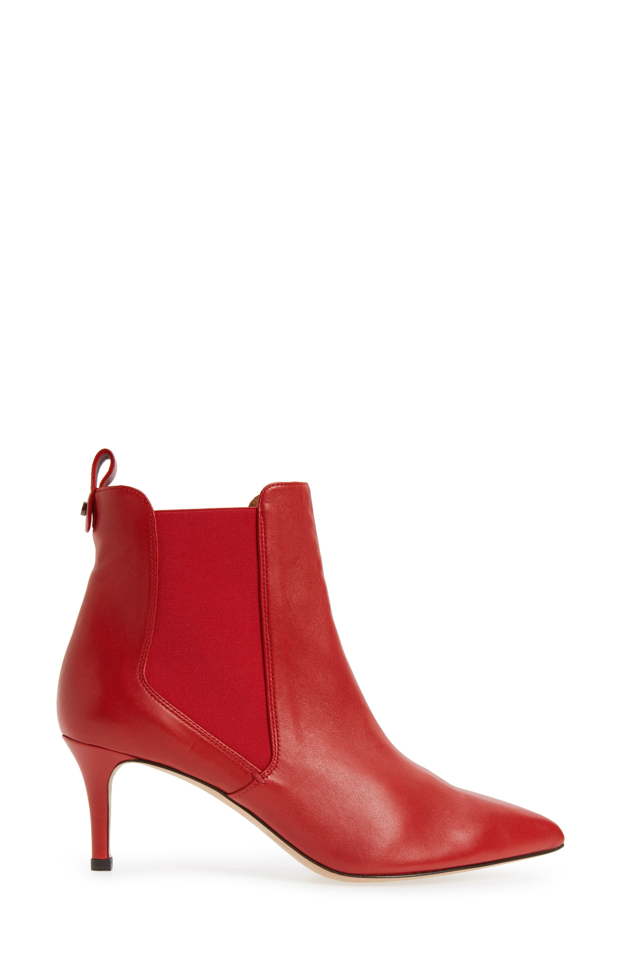 Alternate Image 3  - Veronica Beard Parker Pointy Toe Chelsea Bootie (Women)