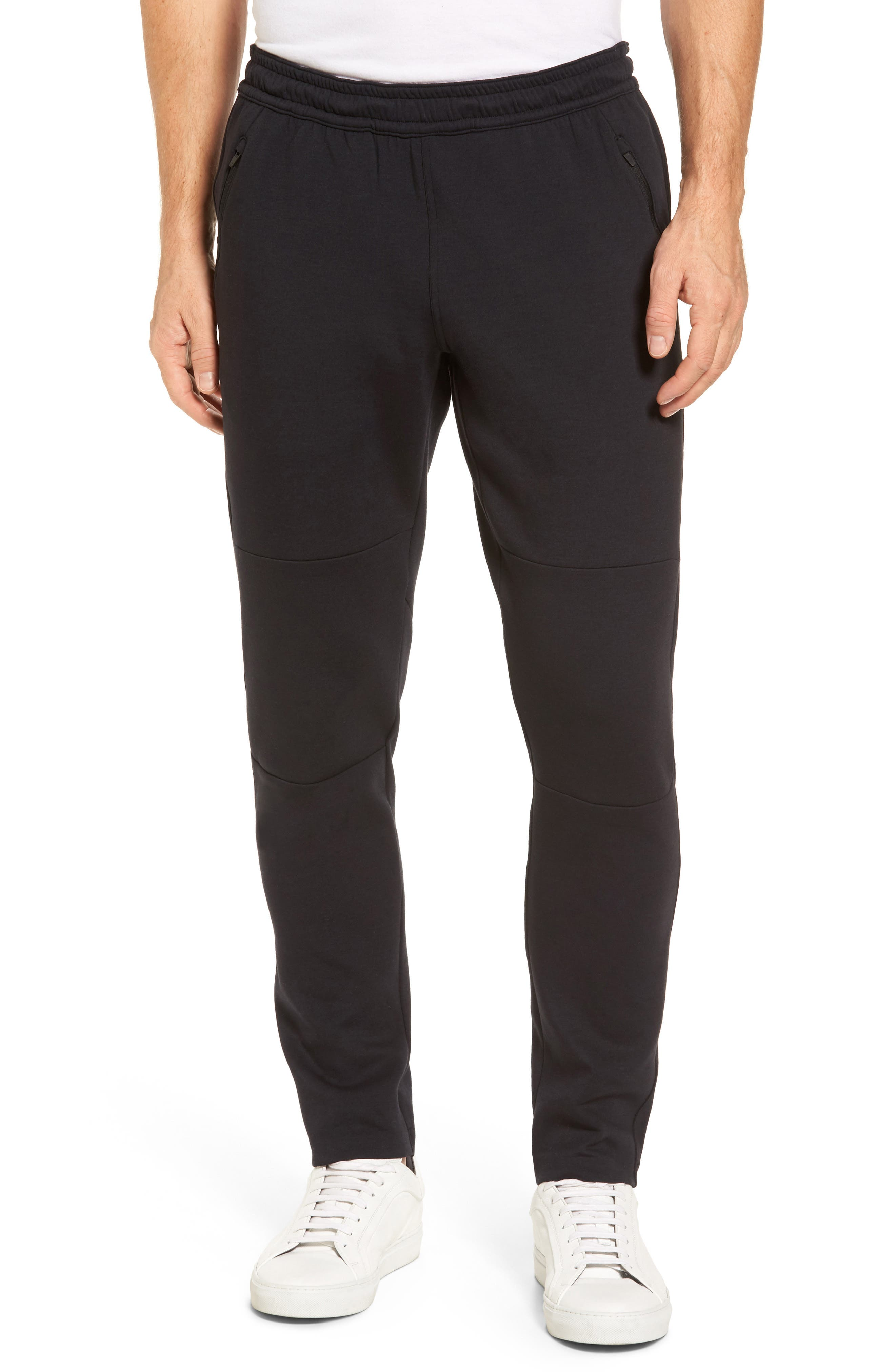 Alternate Image 1 Selected - Zella Tech Interlock Knit Pant