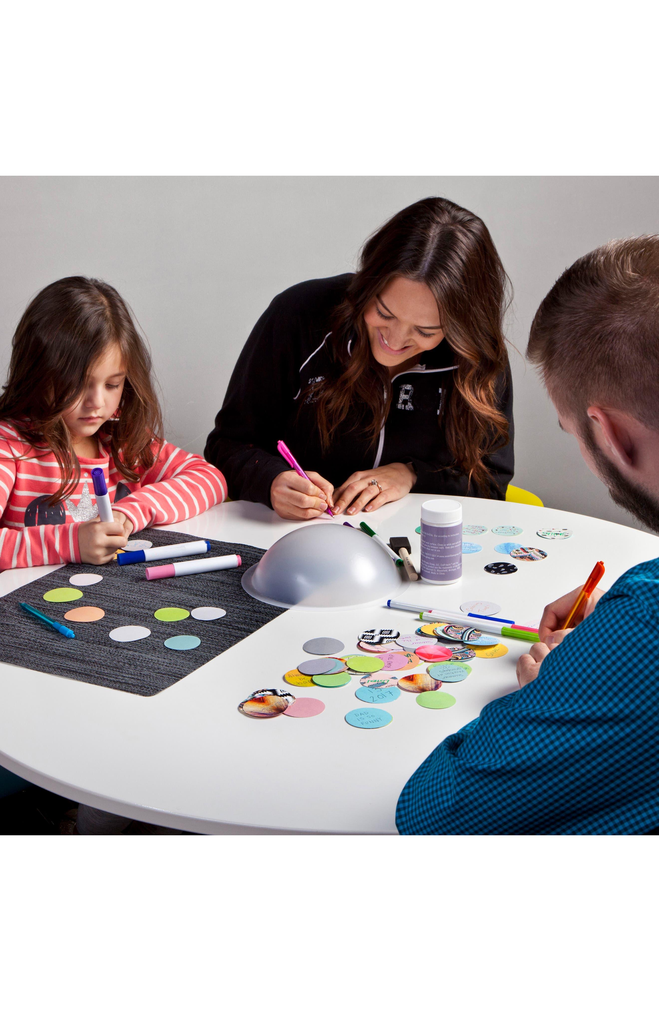 Alternate Image 4  - CRAFT-TASTIC Make Together Family Bowl Kit