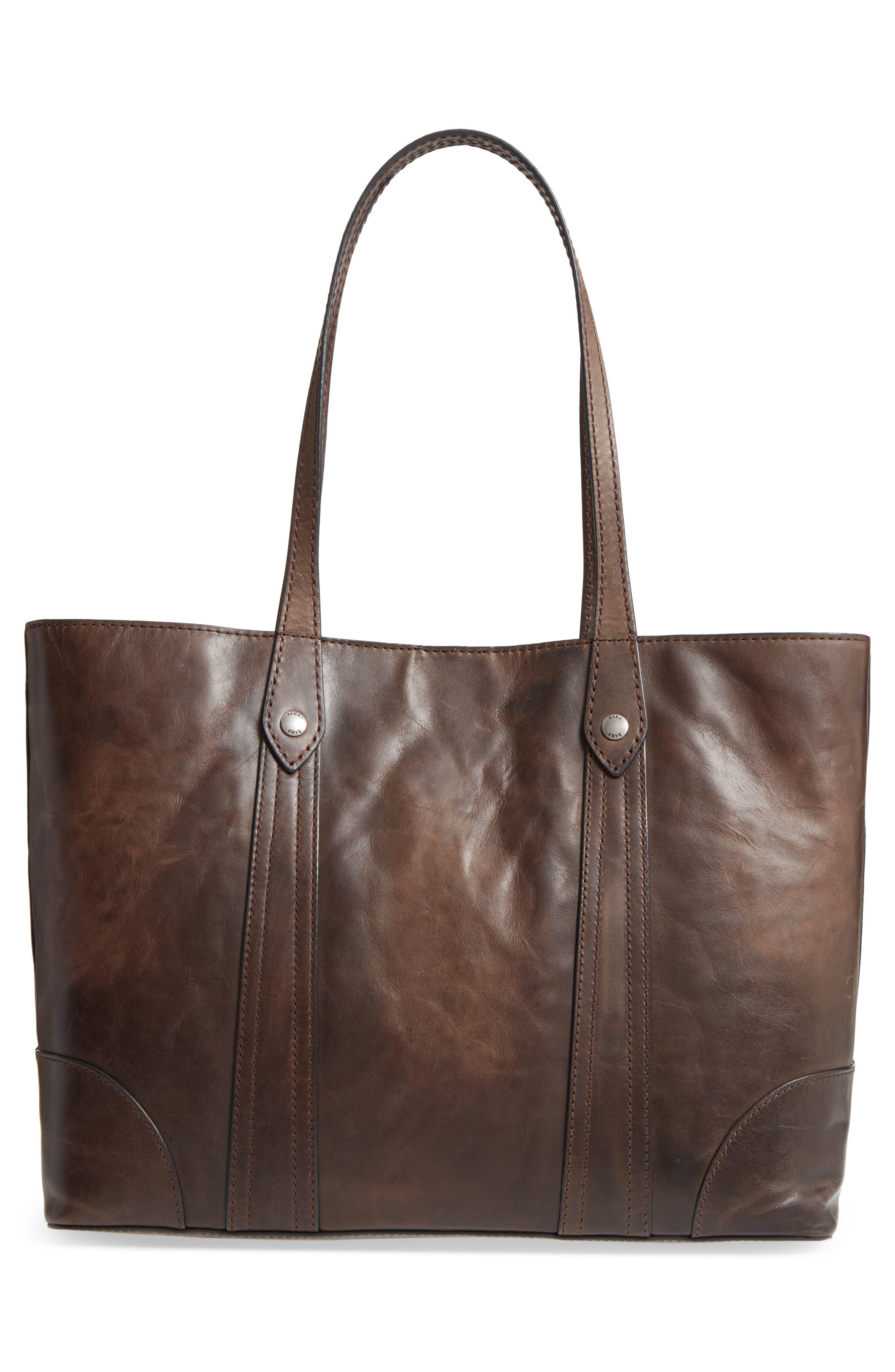 Alternate Image 2  - Frye Melissa Leather Shopper