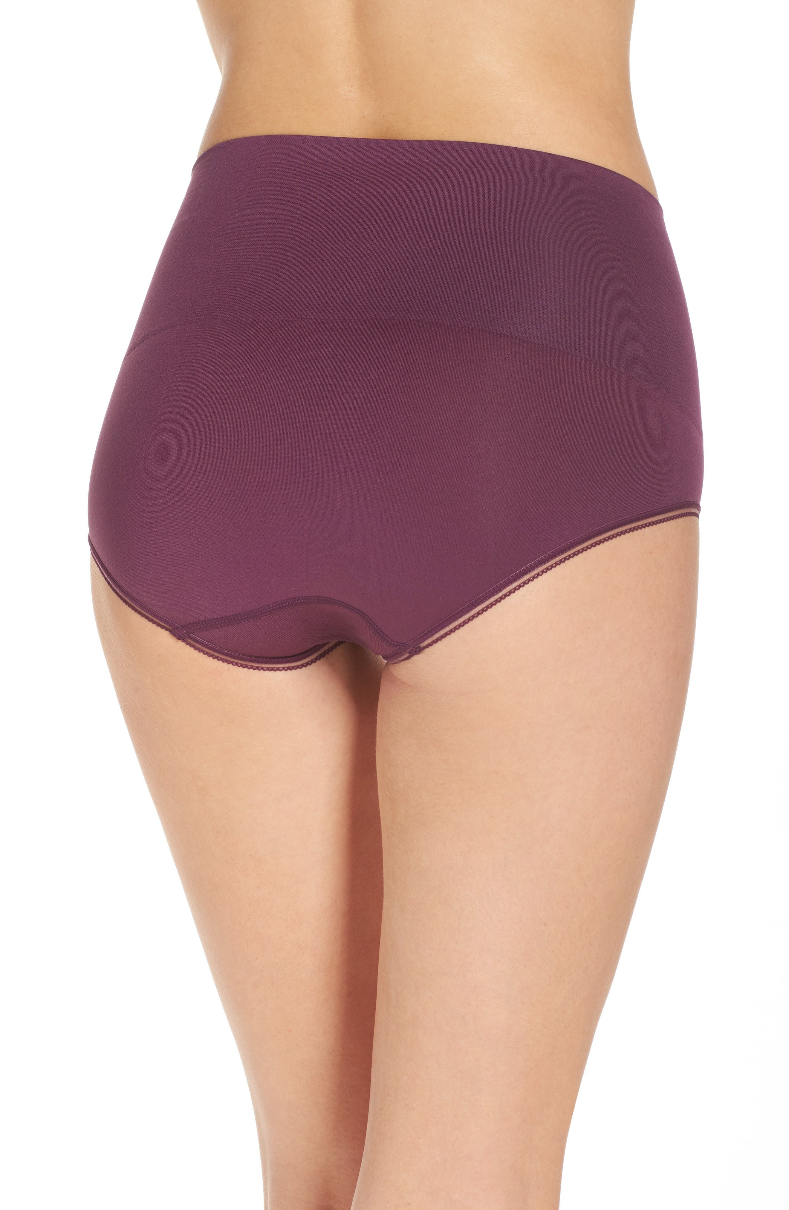 Alternate Image 2  - Yummie Ultralight Seamless Shaping Briefs (2 for $30)