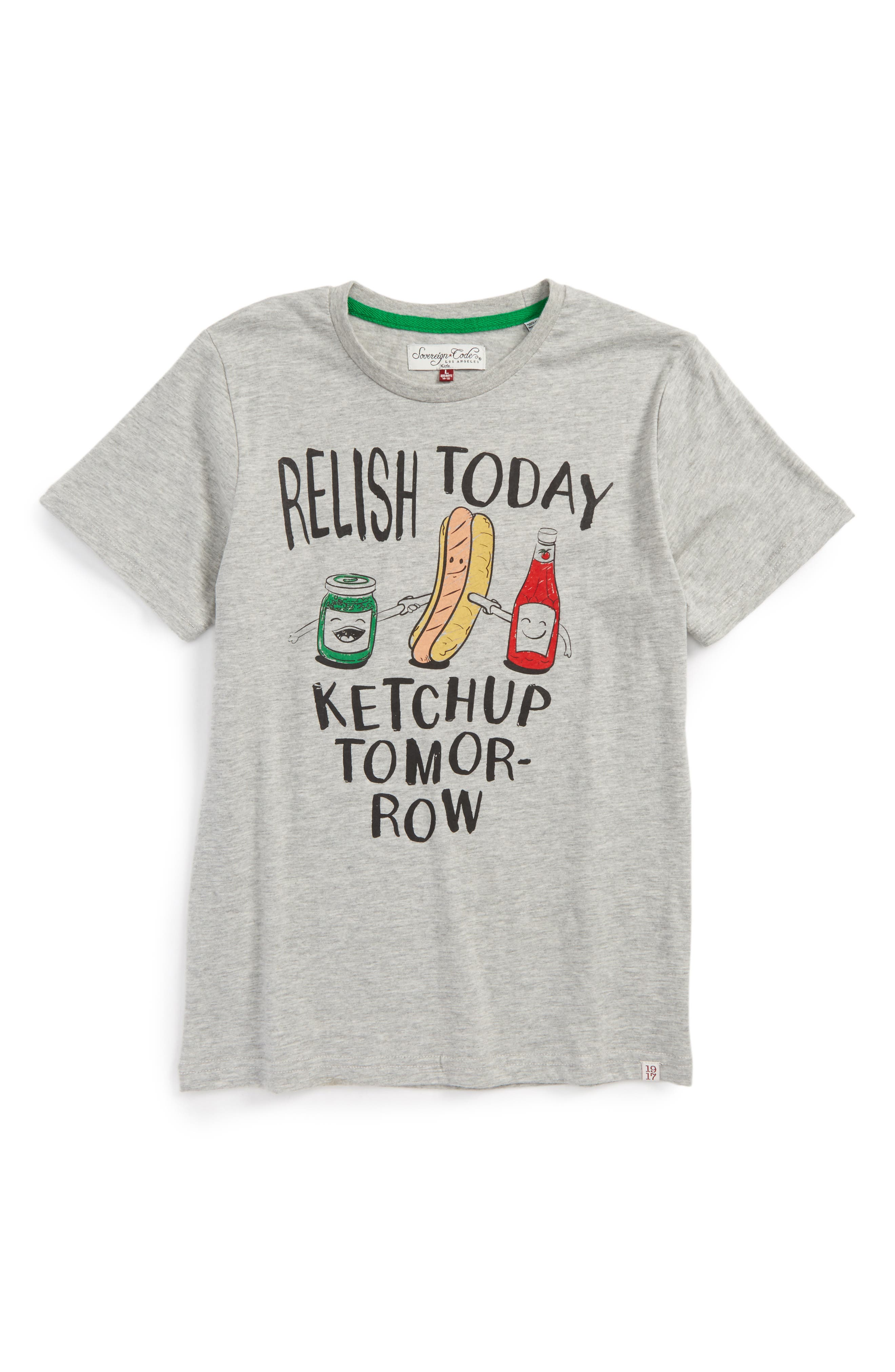 Sovereign Code Relish Graphic T-Shirt (Toddler Boys & Little Boys)