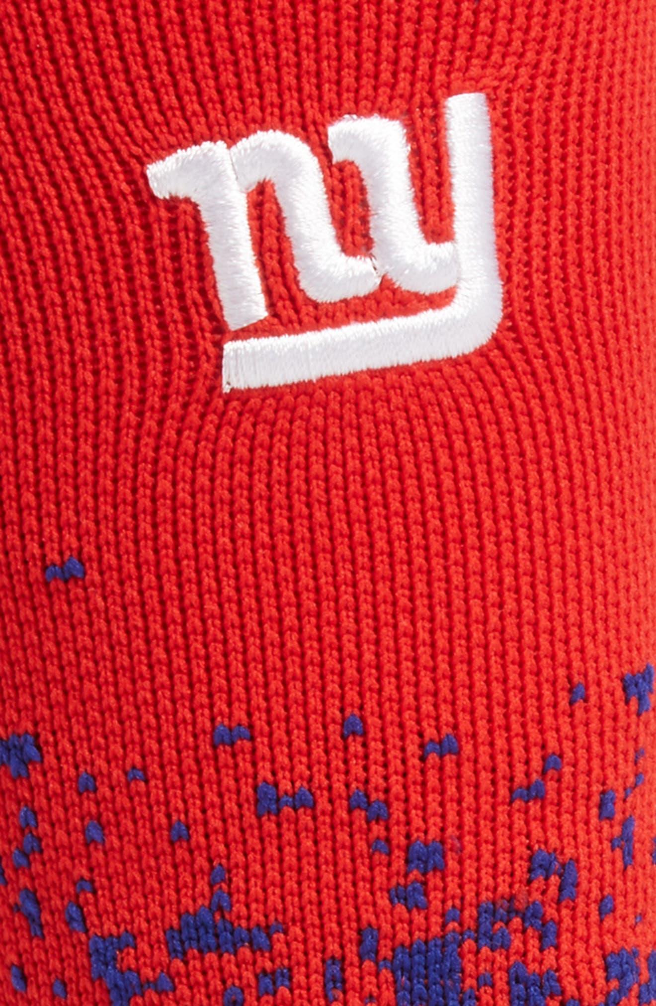 Alternate Image 2  - Stance New York Giants - Fade Socks