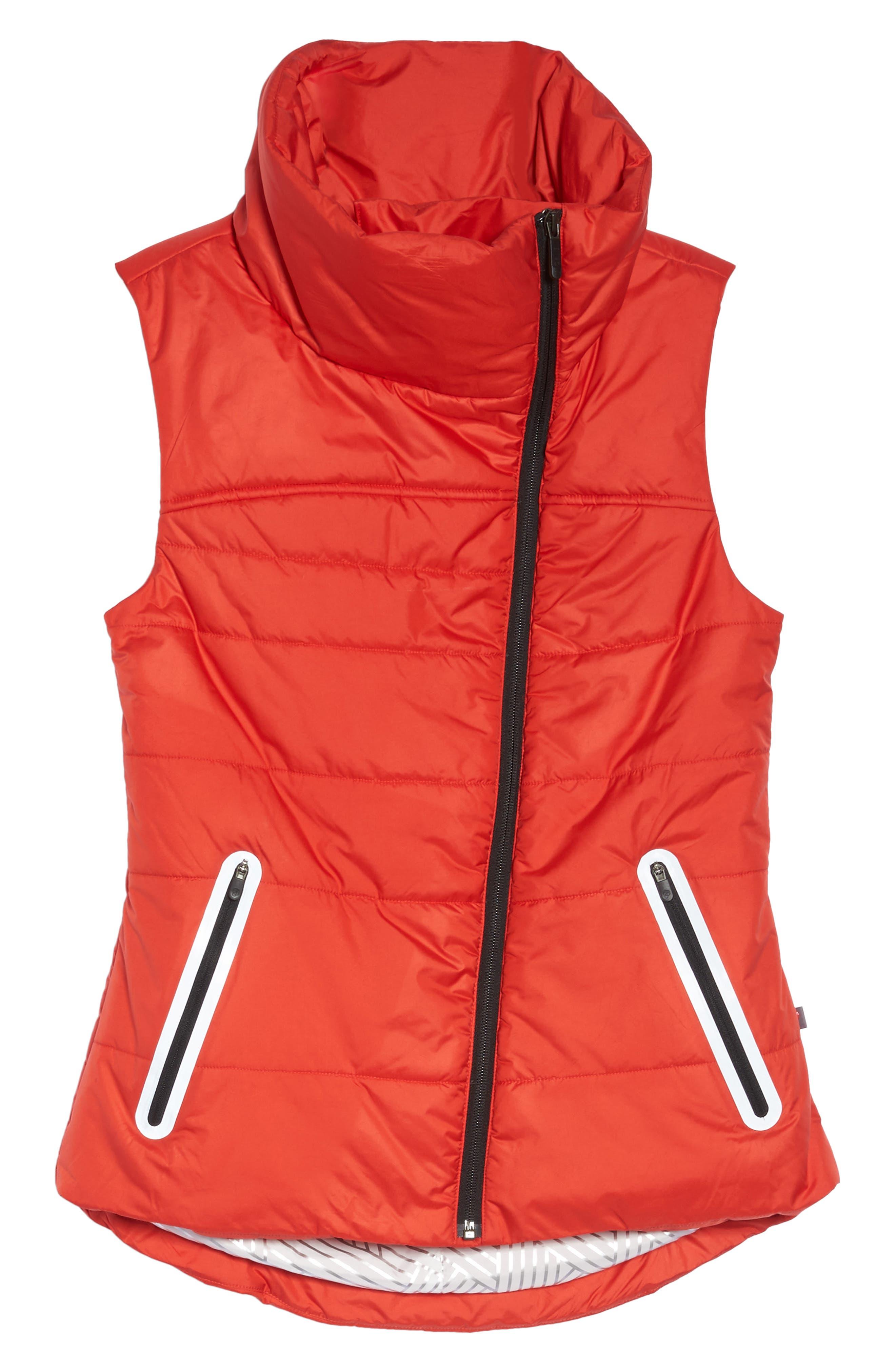 Alternate Image 6  - Zella Dynamic PrimaLoft® Vest