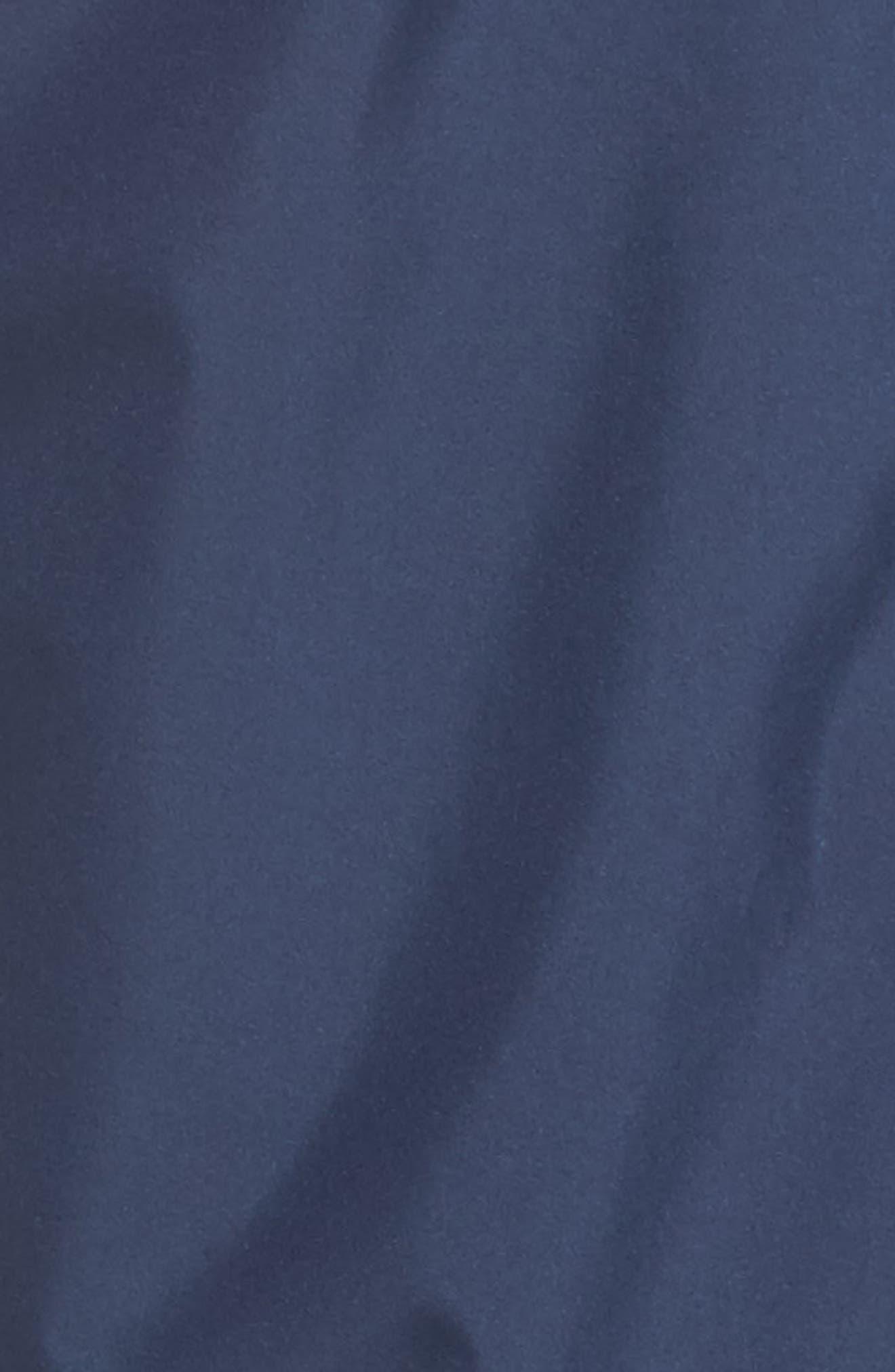 NFL Packable Water Resistant Jacket,                             Alternate thumbnail 6, color,                             College Navy/ Seahawks