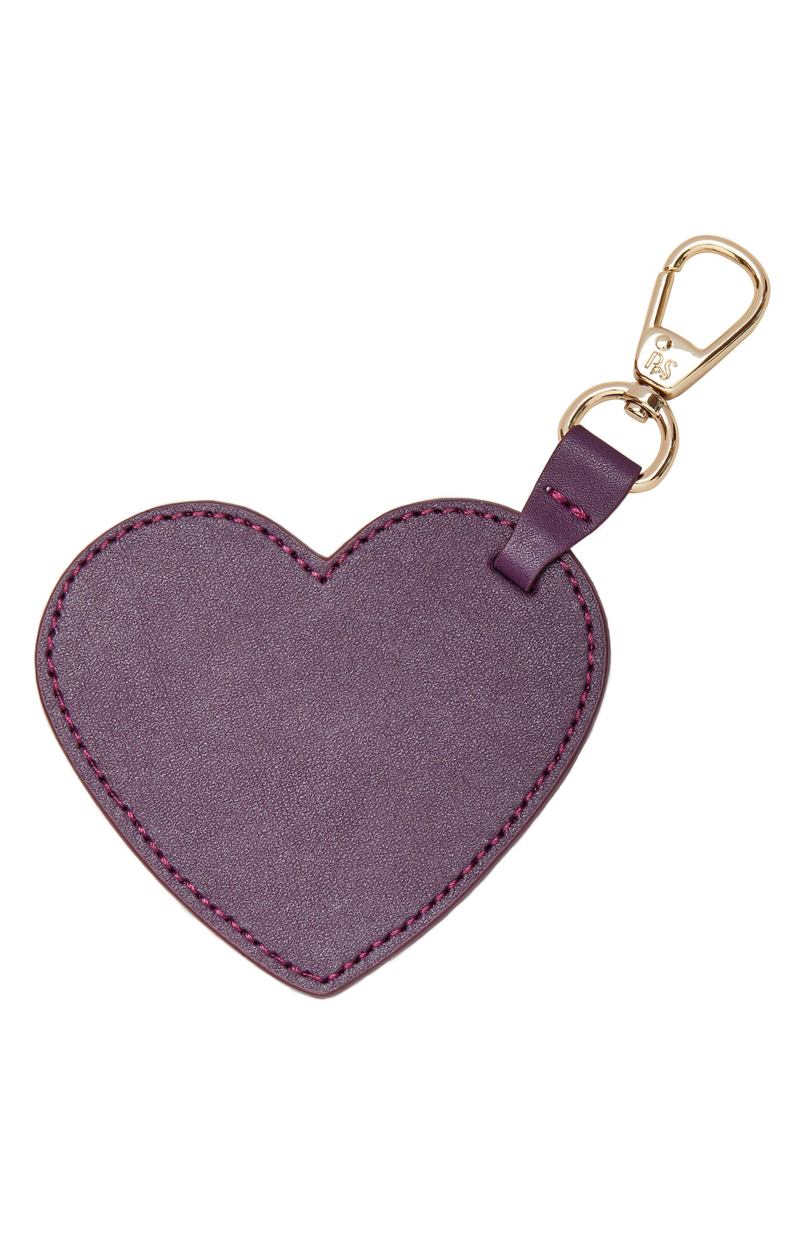 Pop & Suki Smaller Heart Bag Charm (Nordstrom Exclusive)