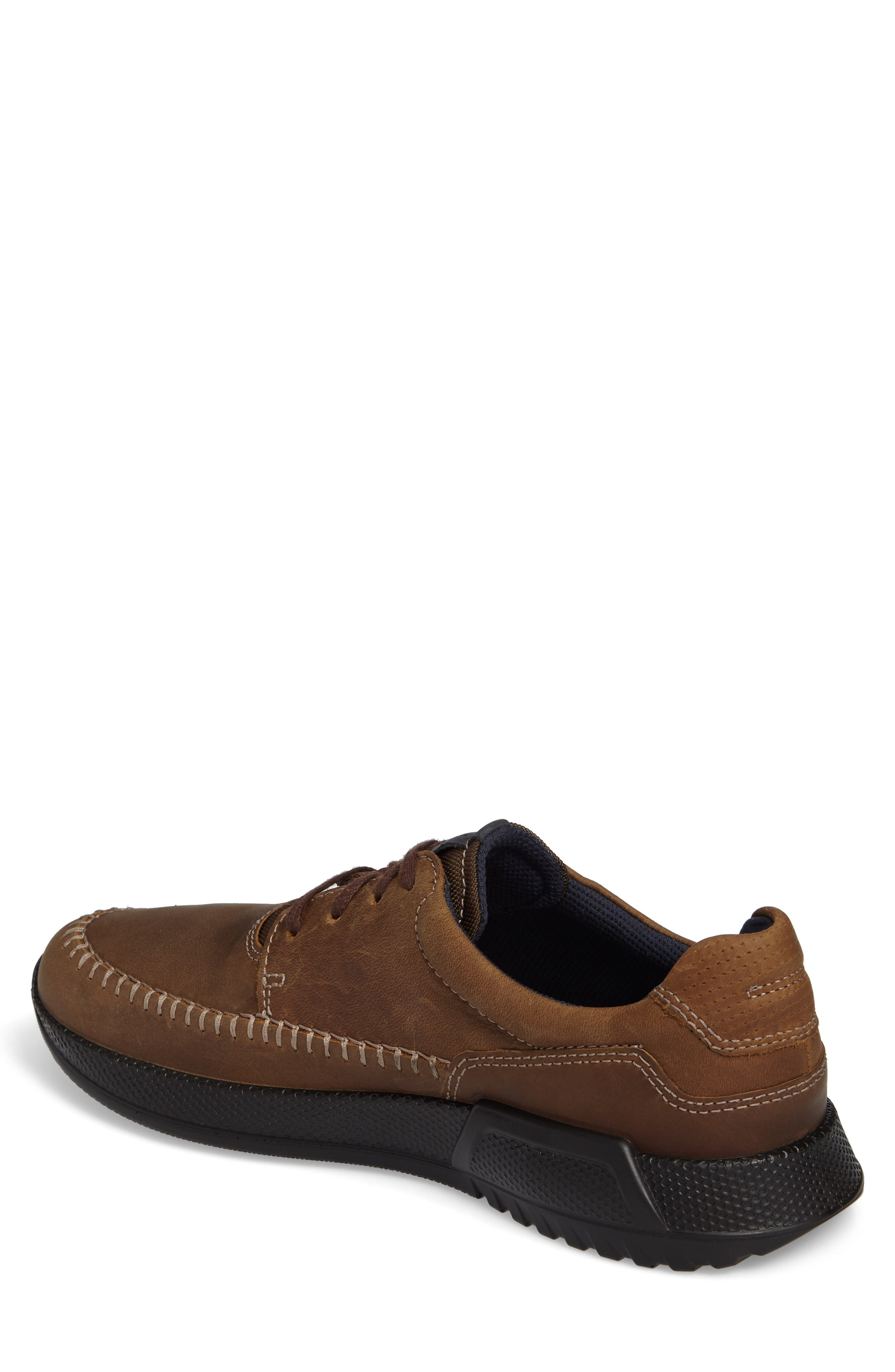 Alternate Image 2  - ECCO Luca Moc Toe Oxford (Men)