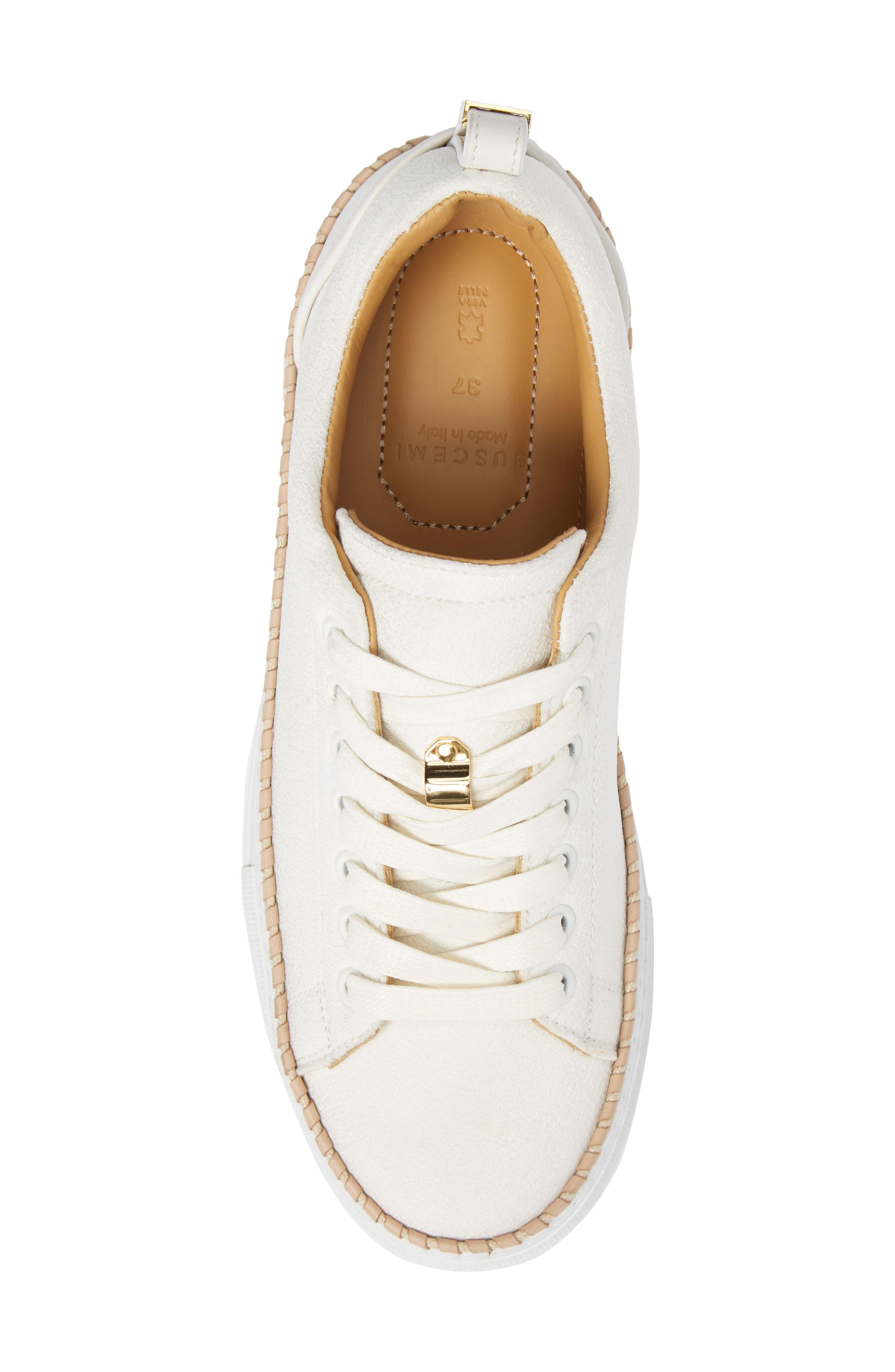 Alternate Image 5  - Buscemi Tennis Crepone Sneaker (Women)
