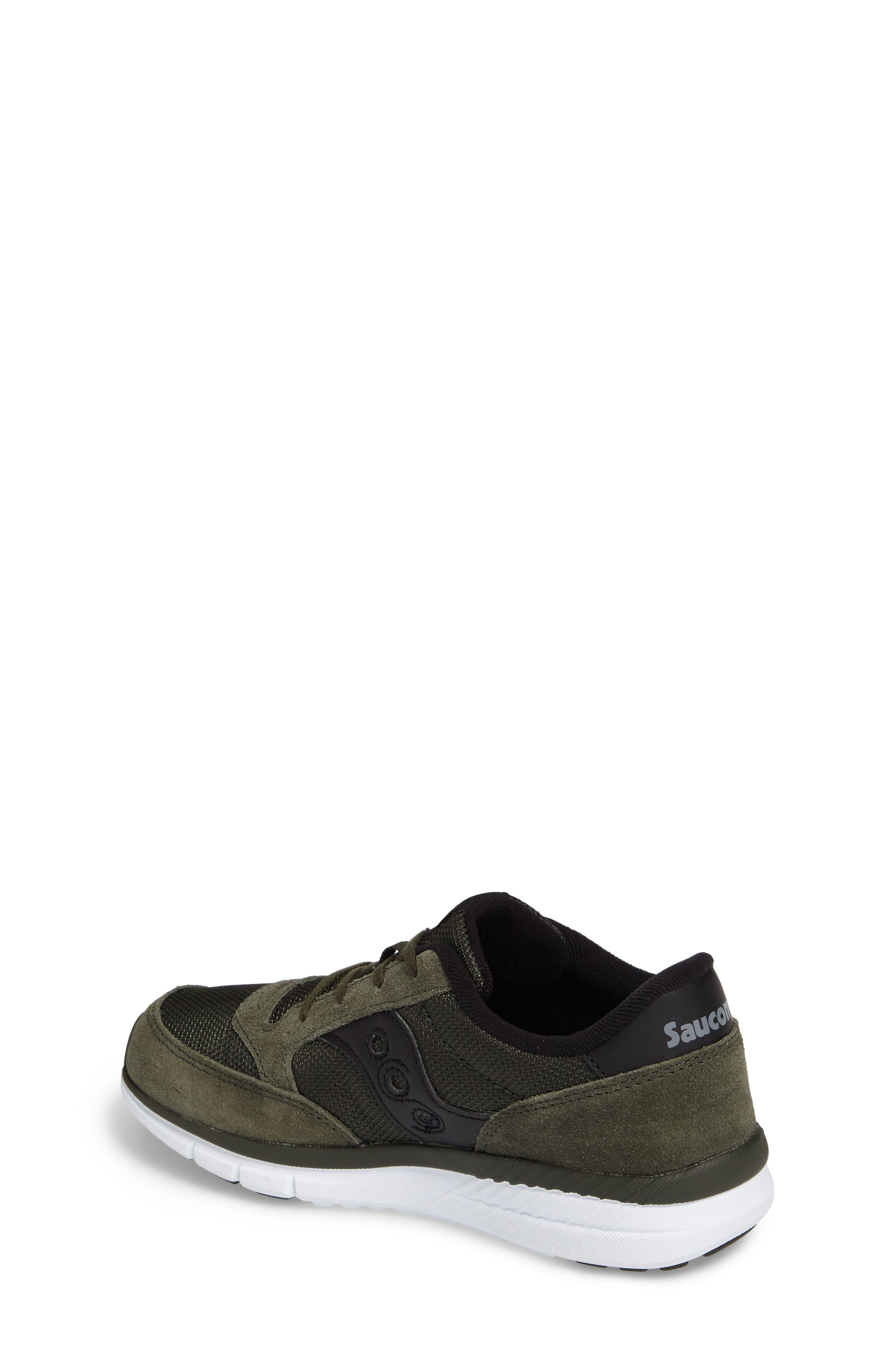 Jazz Lite Sneaker,                             Alternate thumbnail 2, color,                             Olive