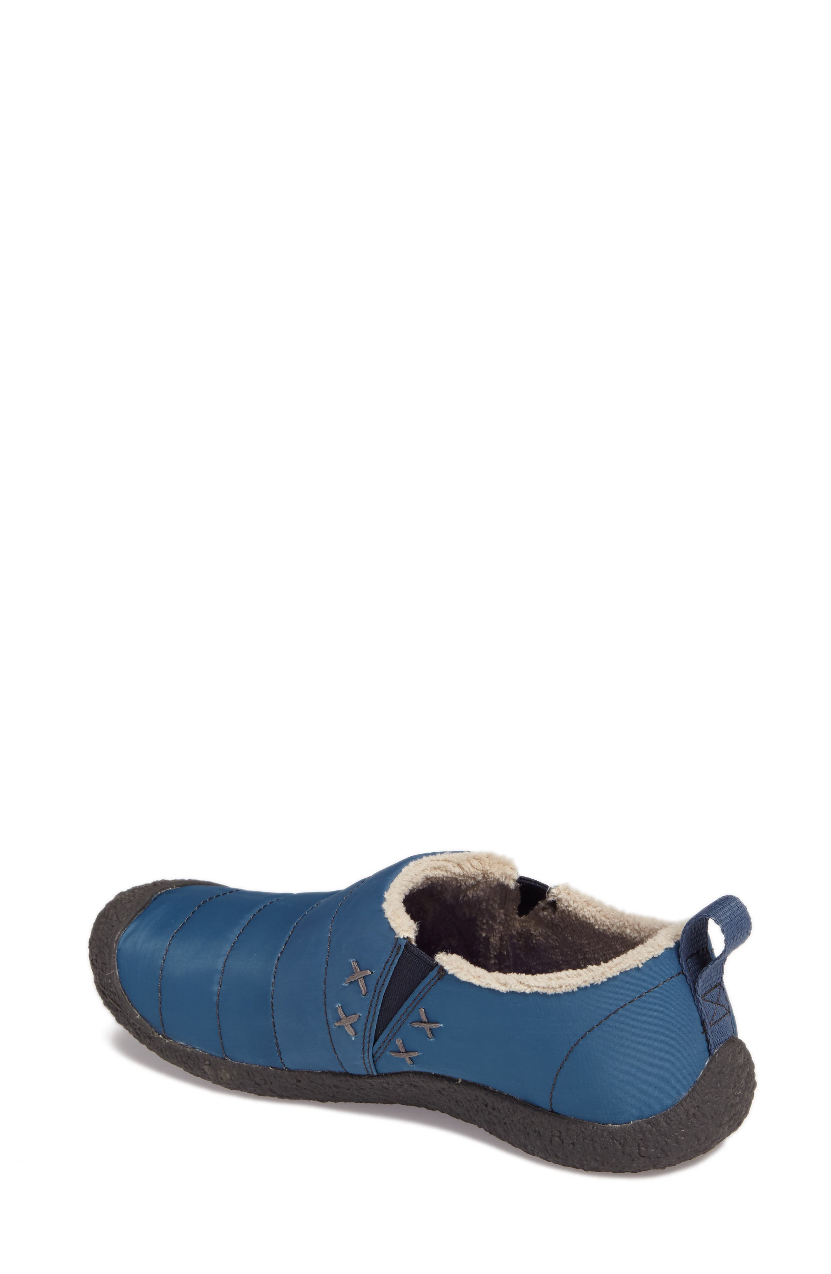 Howser II Water-Resistant Round Toe Clog,                             Alternate thumbnail 2, color,                             Captains Blue Nylon