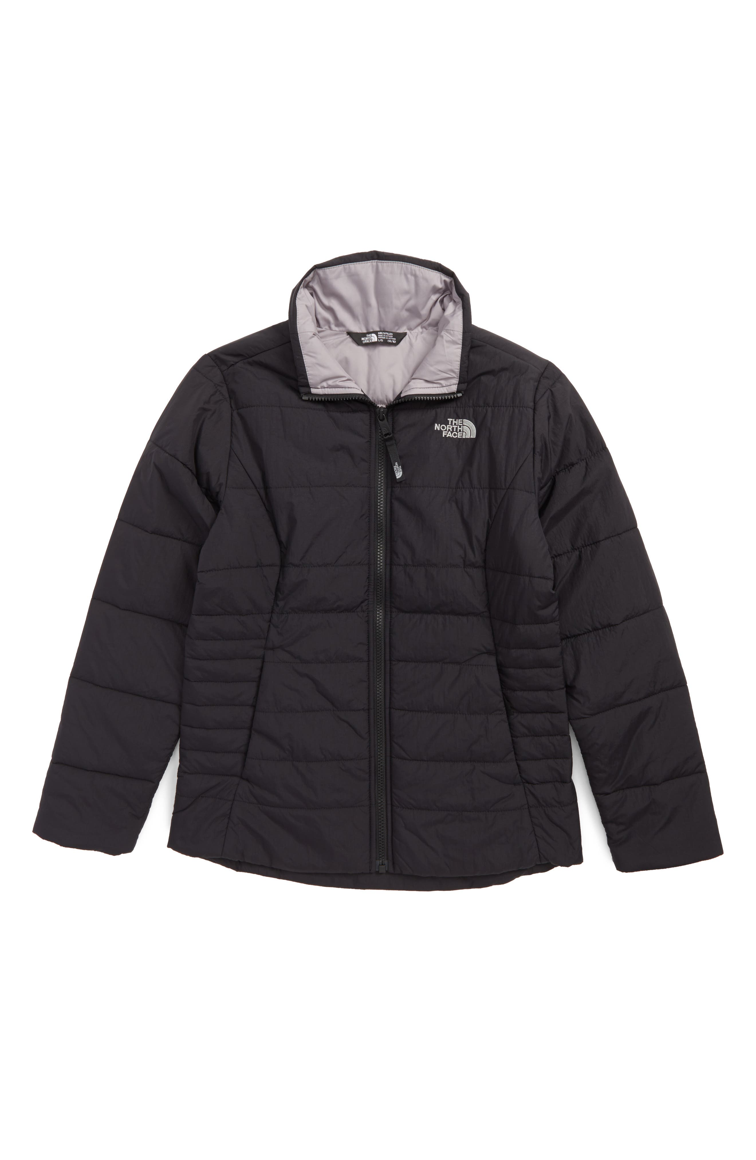 Harway Heatseeker<sup>™</sup>Water-Resistant Jacket,                             Main thumbnail 1, color,                             Tnf Black