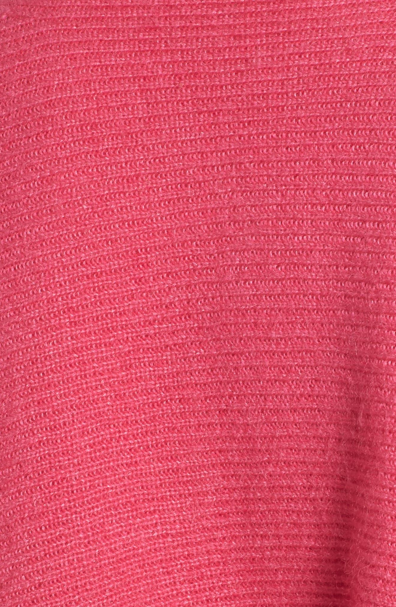 Alternate Image 5  - Lewit Tie Back Sweater