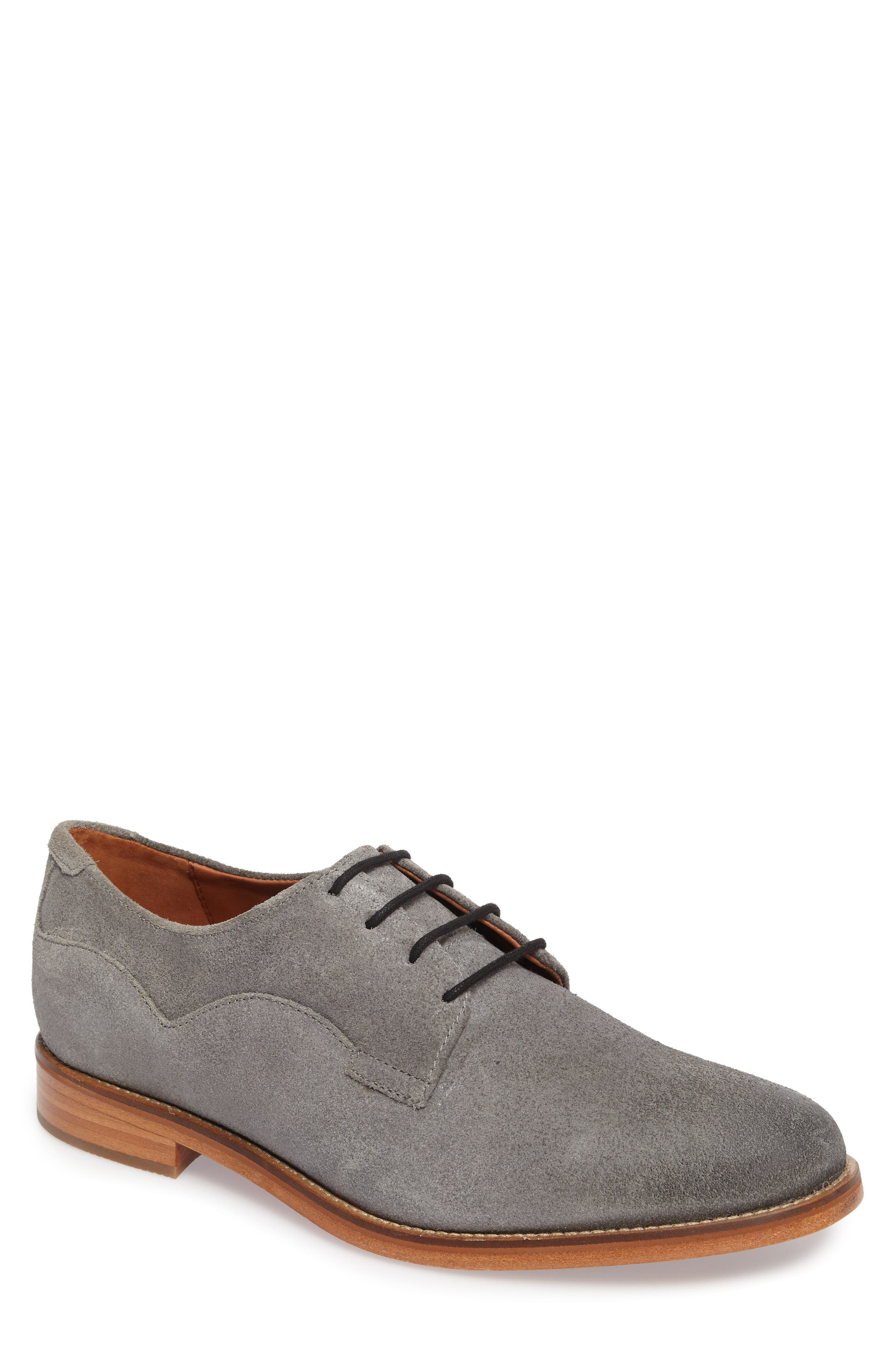 J SHOES Indi Buck Shoe (Men)