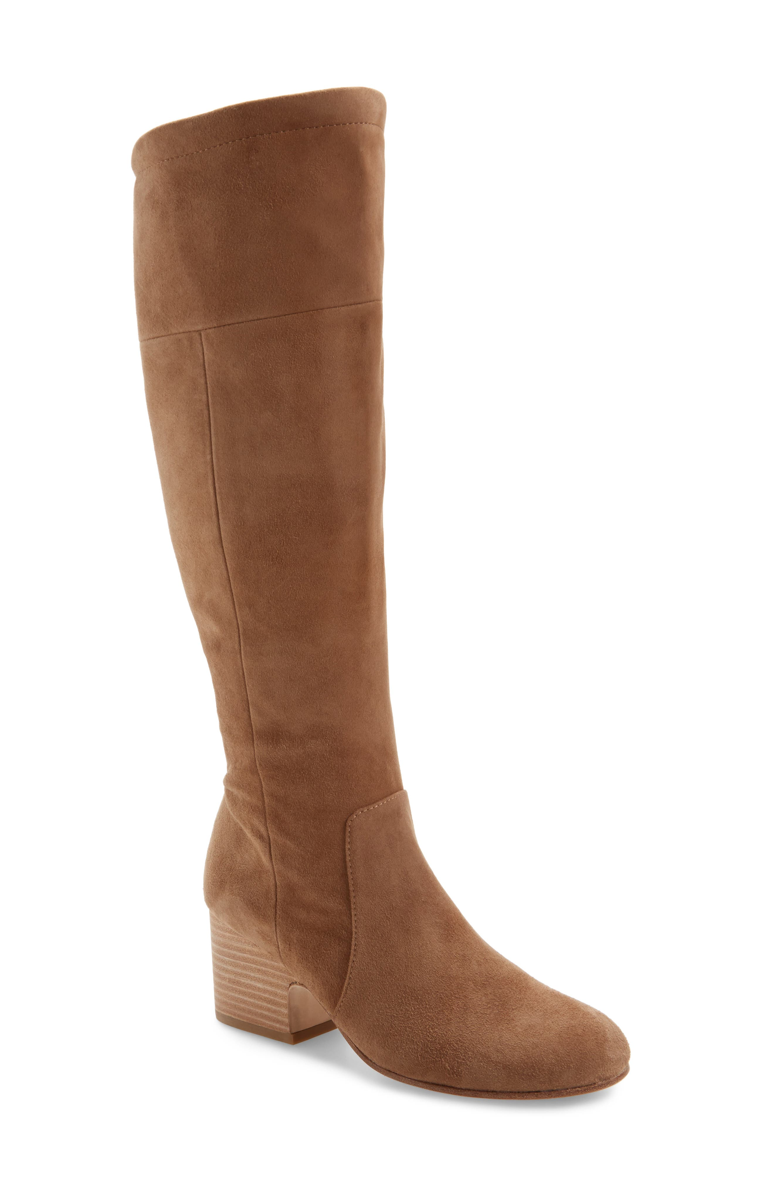 Eileen Fisher Knee High Boot (Women)