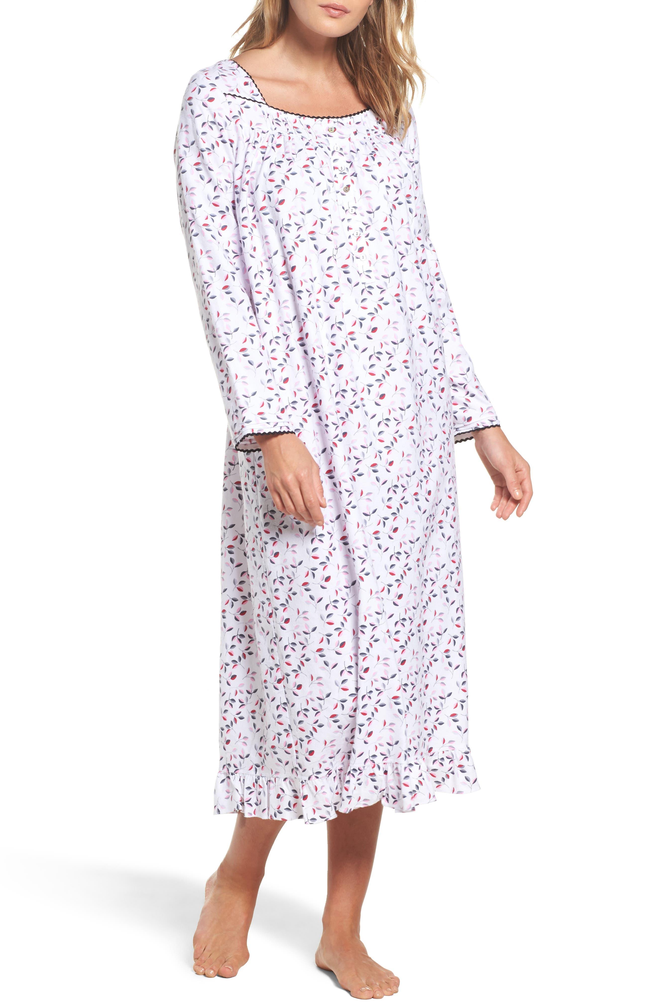 Main Image - Eileen West Ballet Nightgown