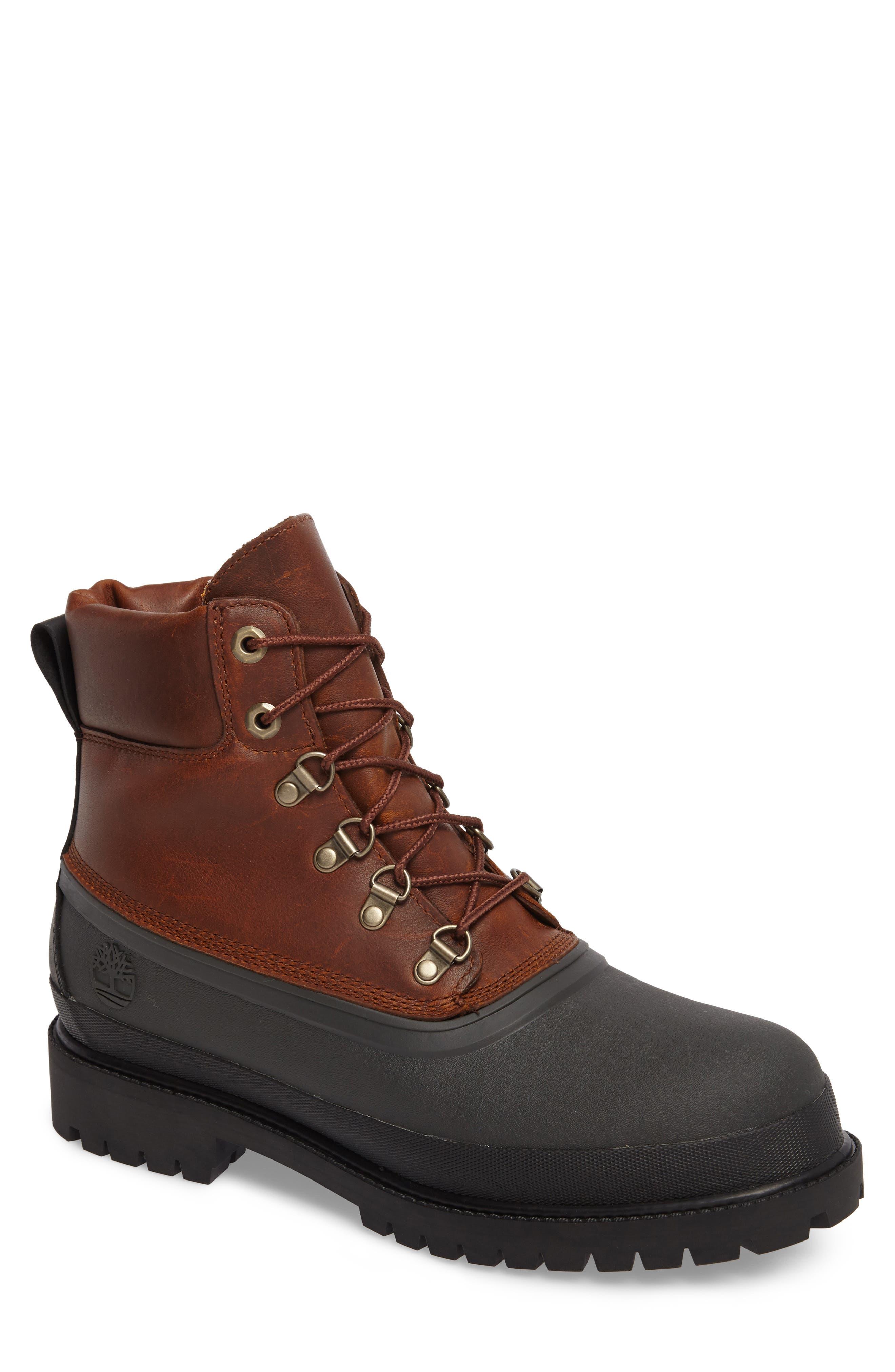Alternate Image 1 Selected - Timberland Snow Boot (Men)