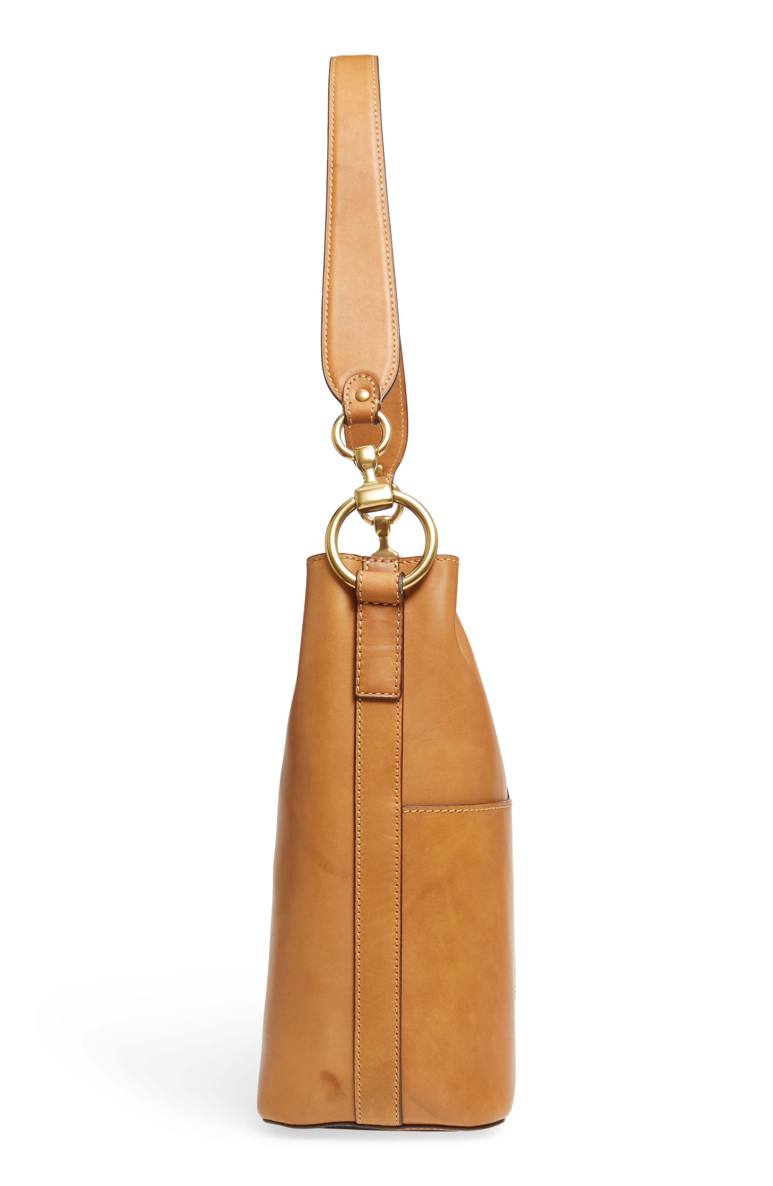 Alternate Image 4  - Frye Ilana Leather Bucket Bag