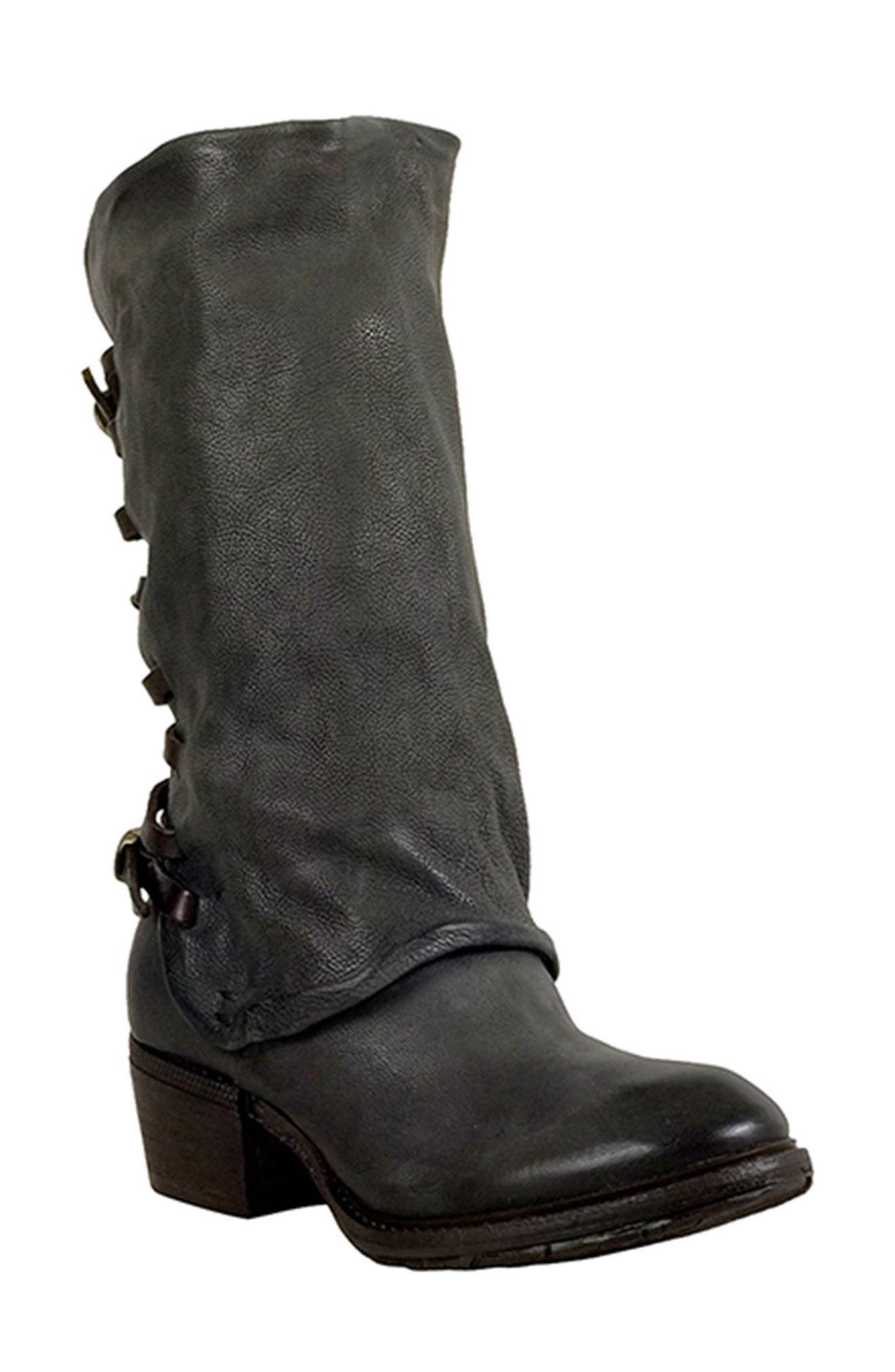 A.S. 98 Costello Boot,                         Main,                         color, Smoke Grey