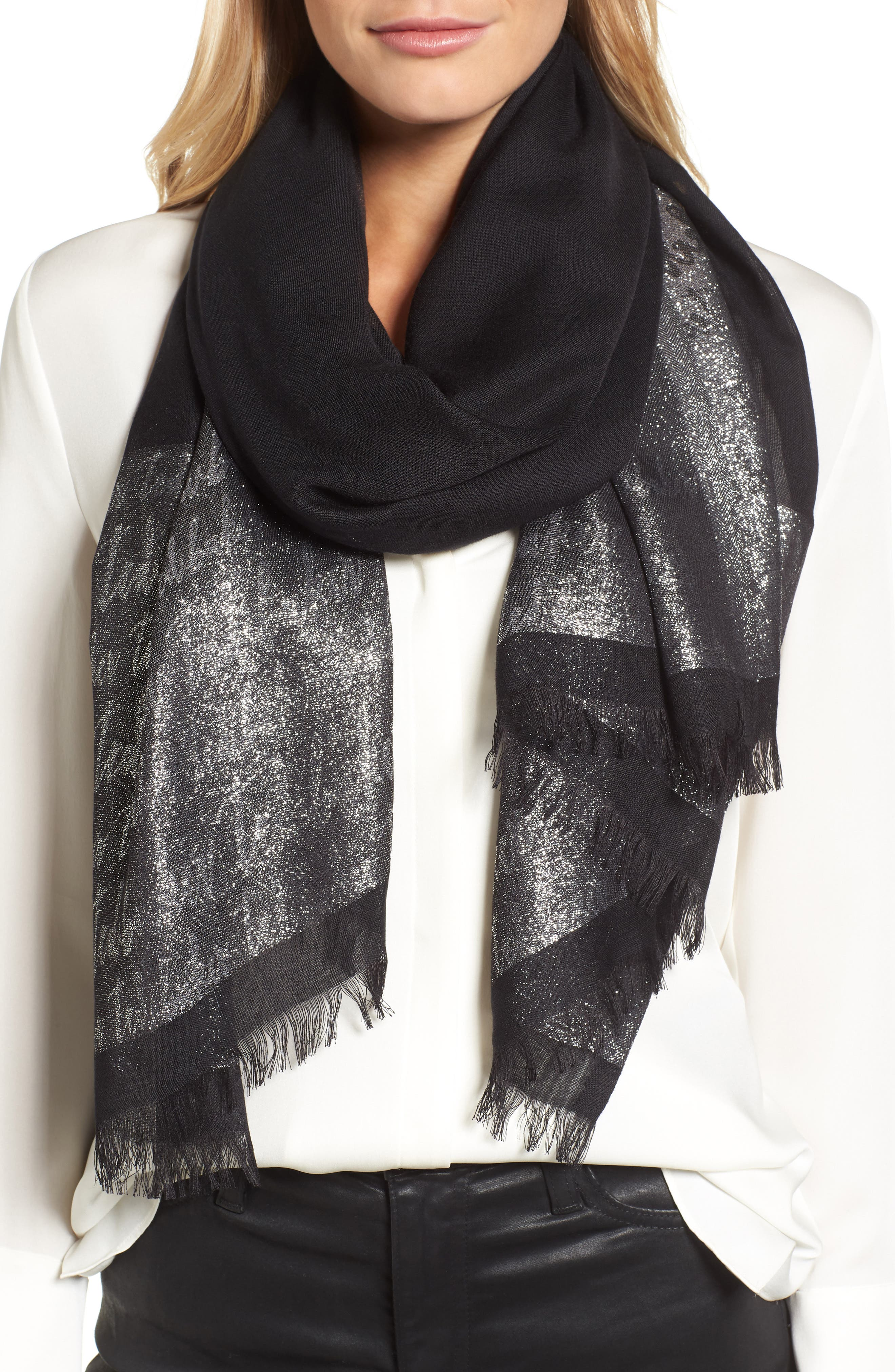 Ted Baker London Script Scarf