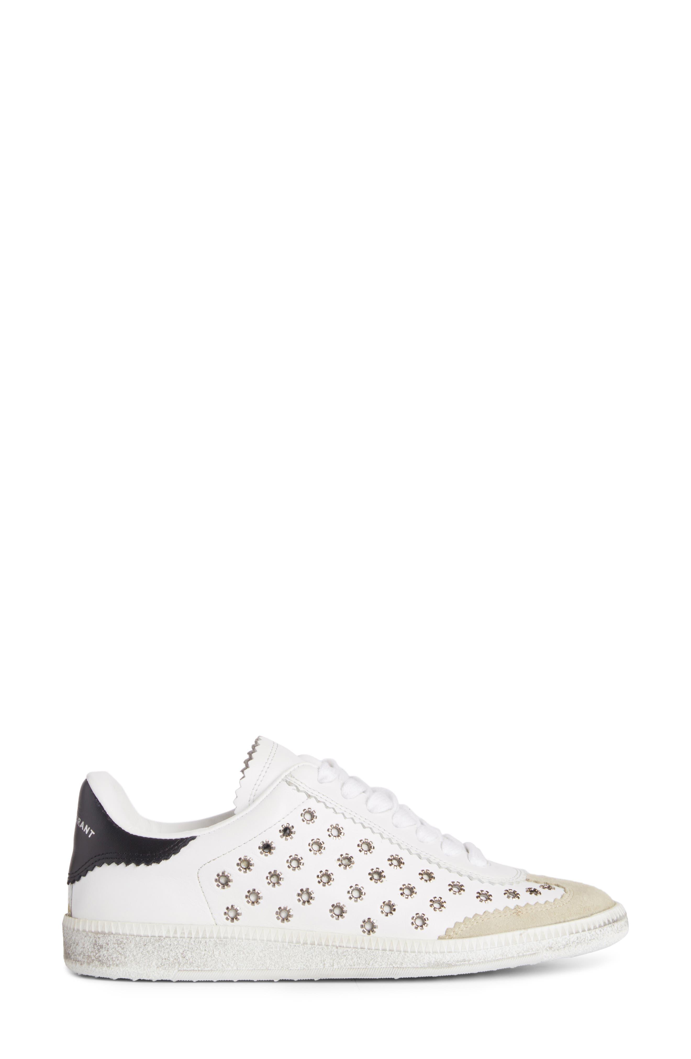 Alternate Image 3  - Isabel Marant Grommet Sneaker (Women)