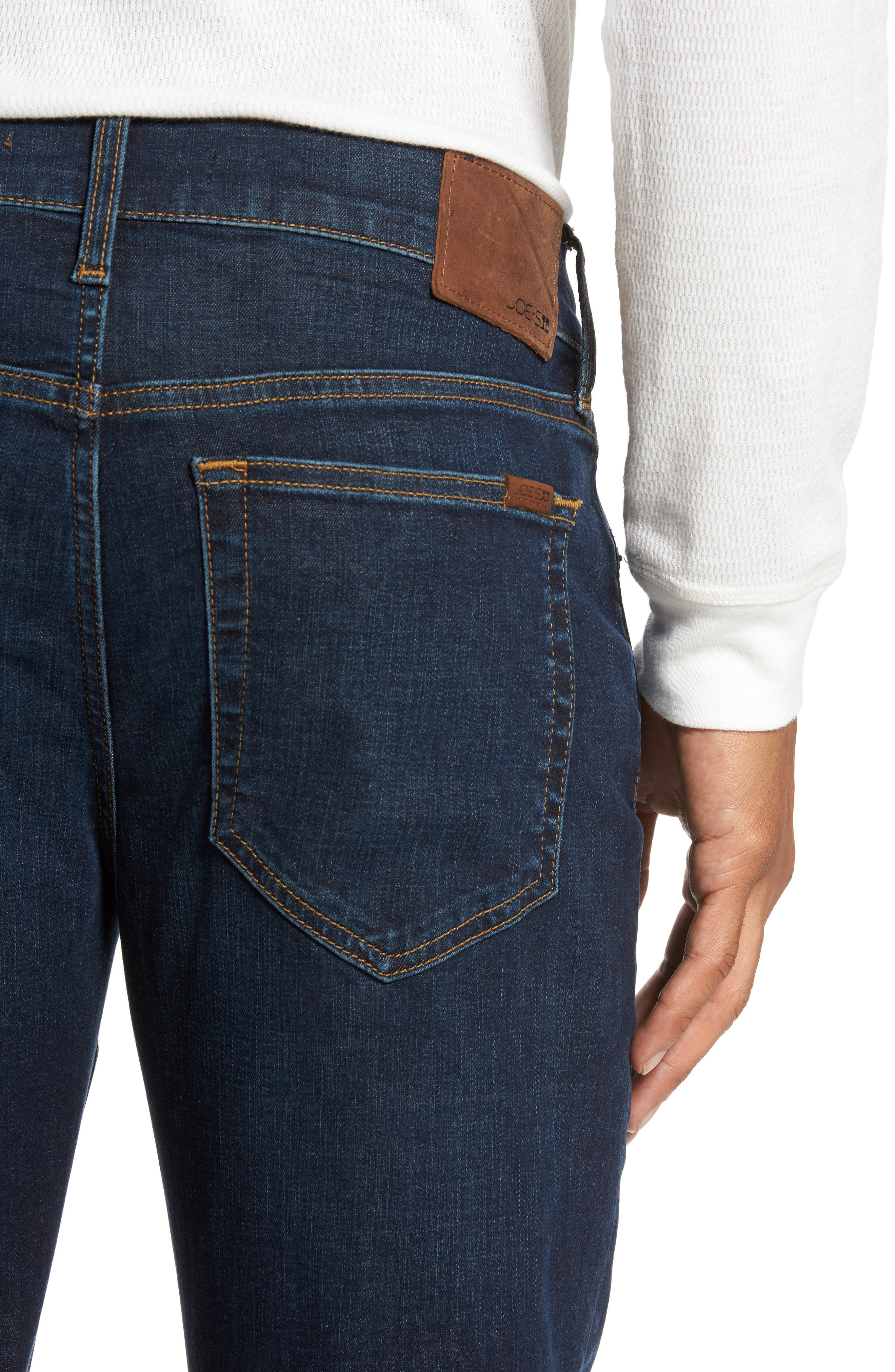 Alternate Image 4  - Joe's Slim Fit Jeans (Bernard)