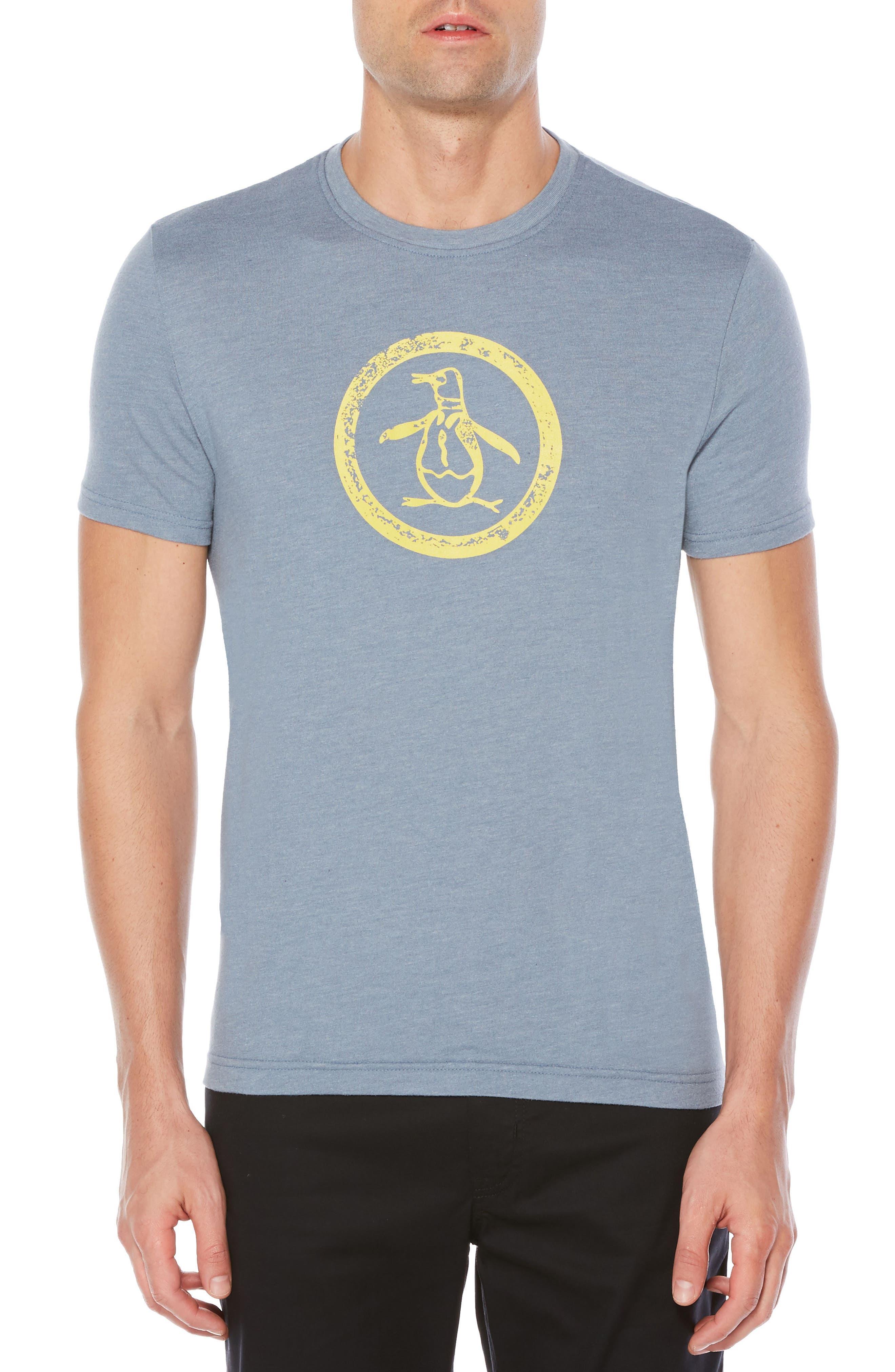 Main Image - Original Penguin Circle Logo T-Shirt