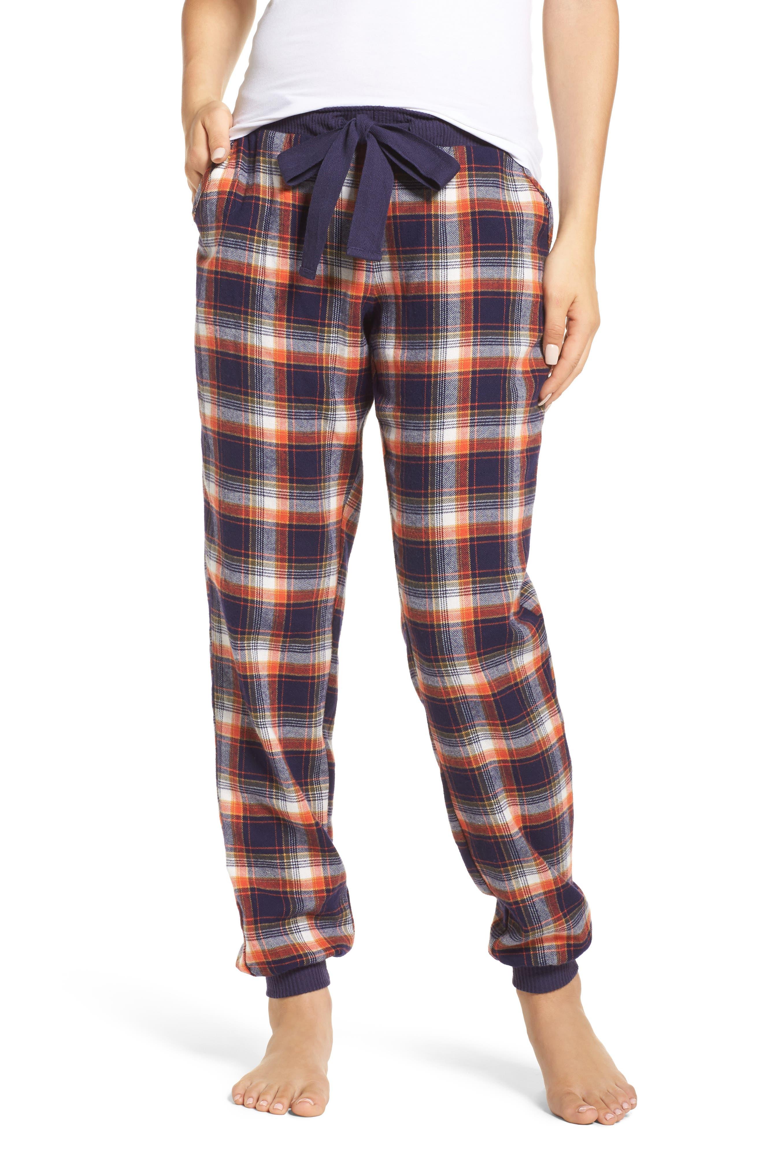 Make + Model Flannel Lounge Pants