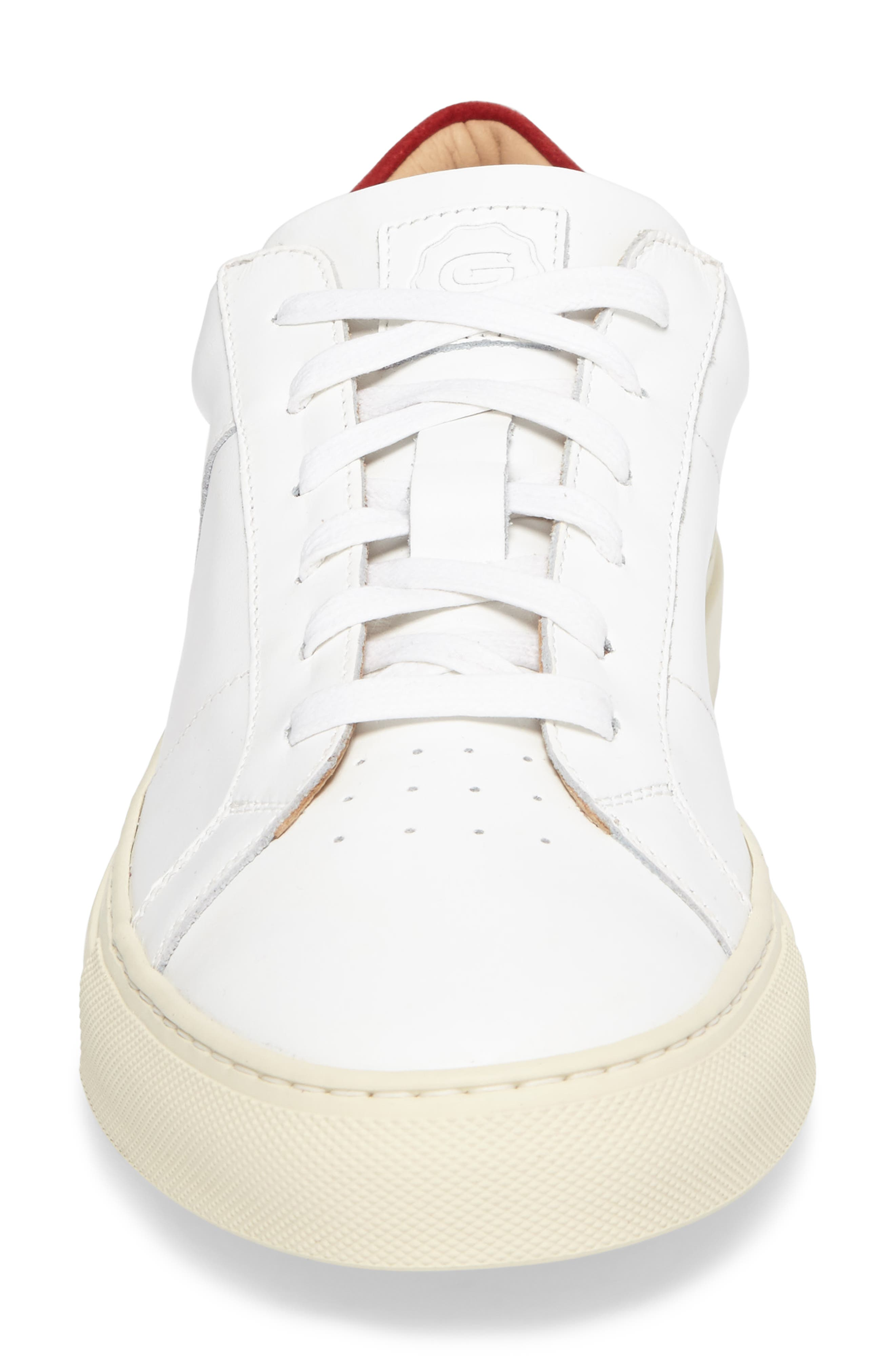 Alternate Image 4  - Greats Royale Vintage Low Top Sneaker (Men) (Nordstrom Exclusive)
