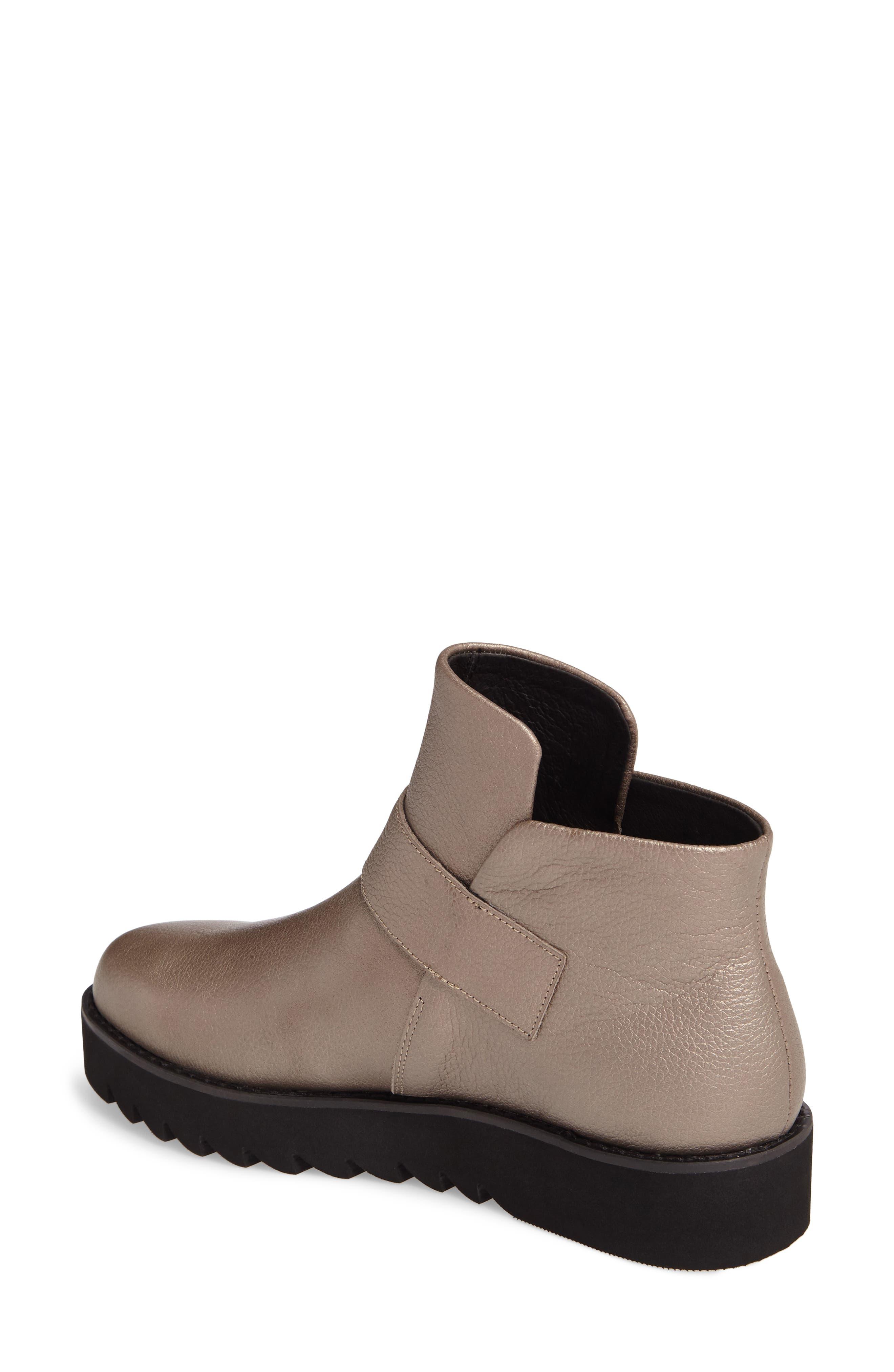 Kris Boot,                             Alternate thumbnail 2, color,                             Copper Leather