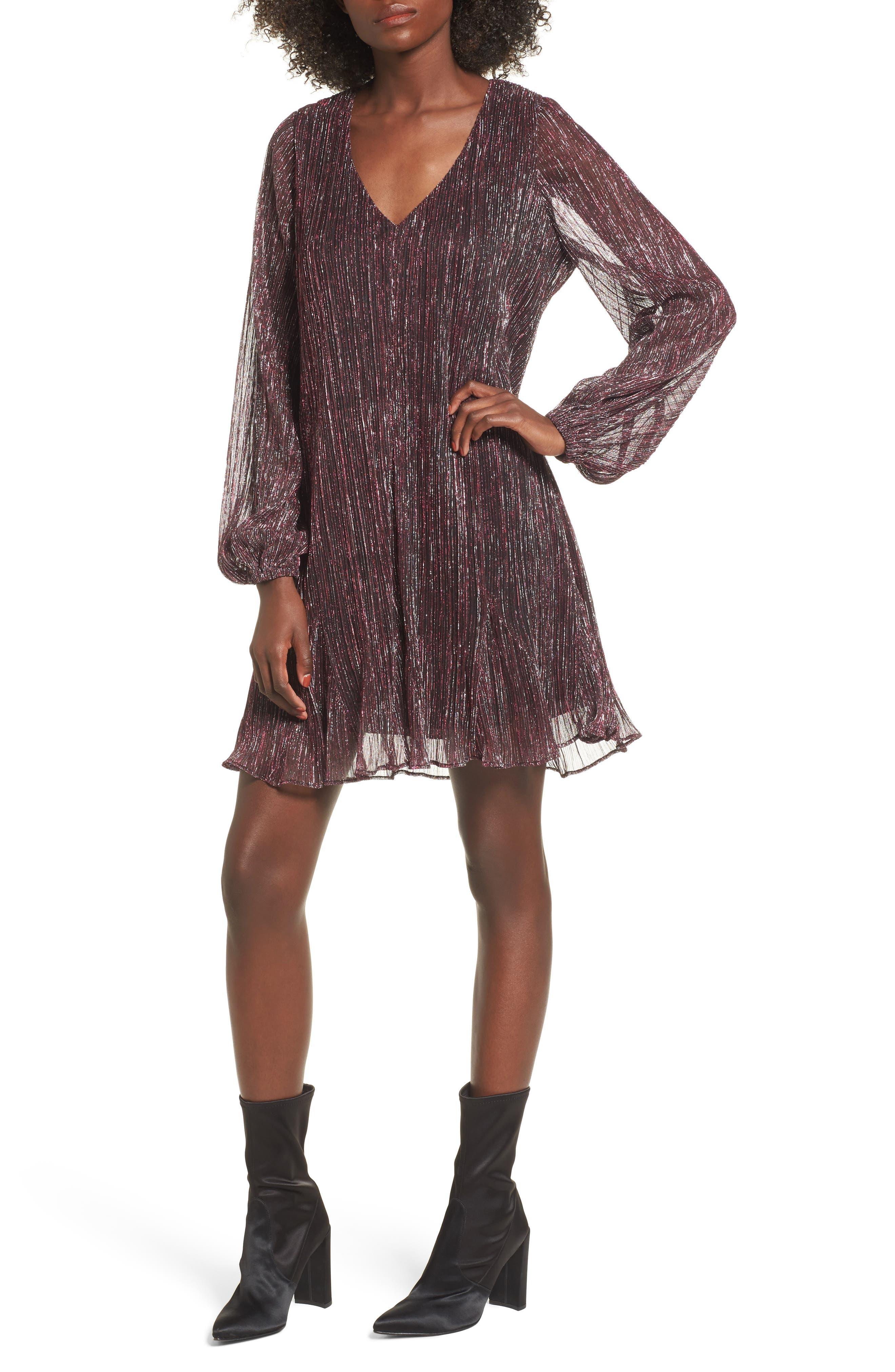 devlin Rose Swing Dress