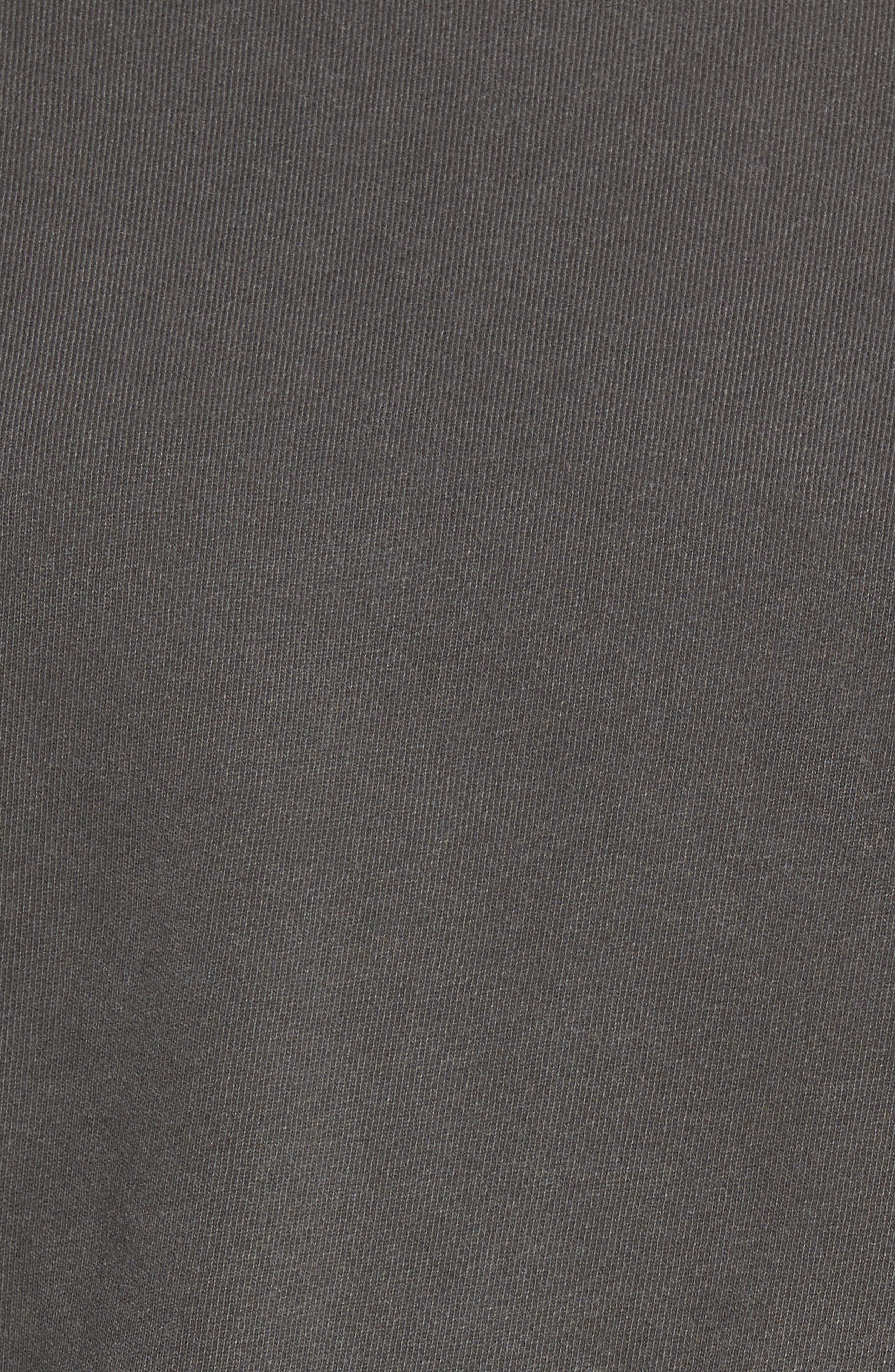 Alternate Image 5  - AG Diana Distressed Sweatshirt