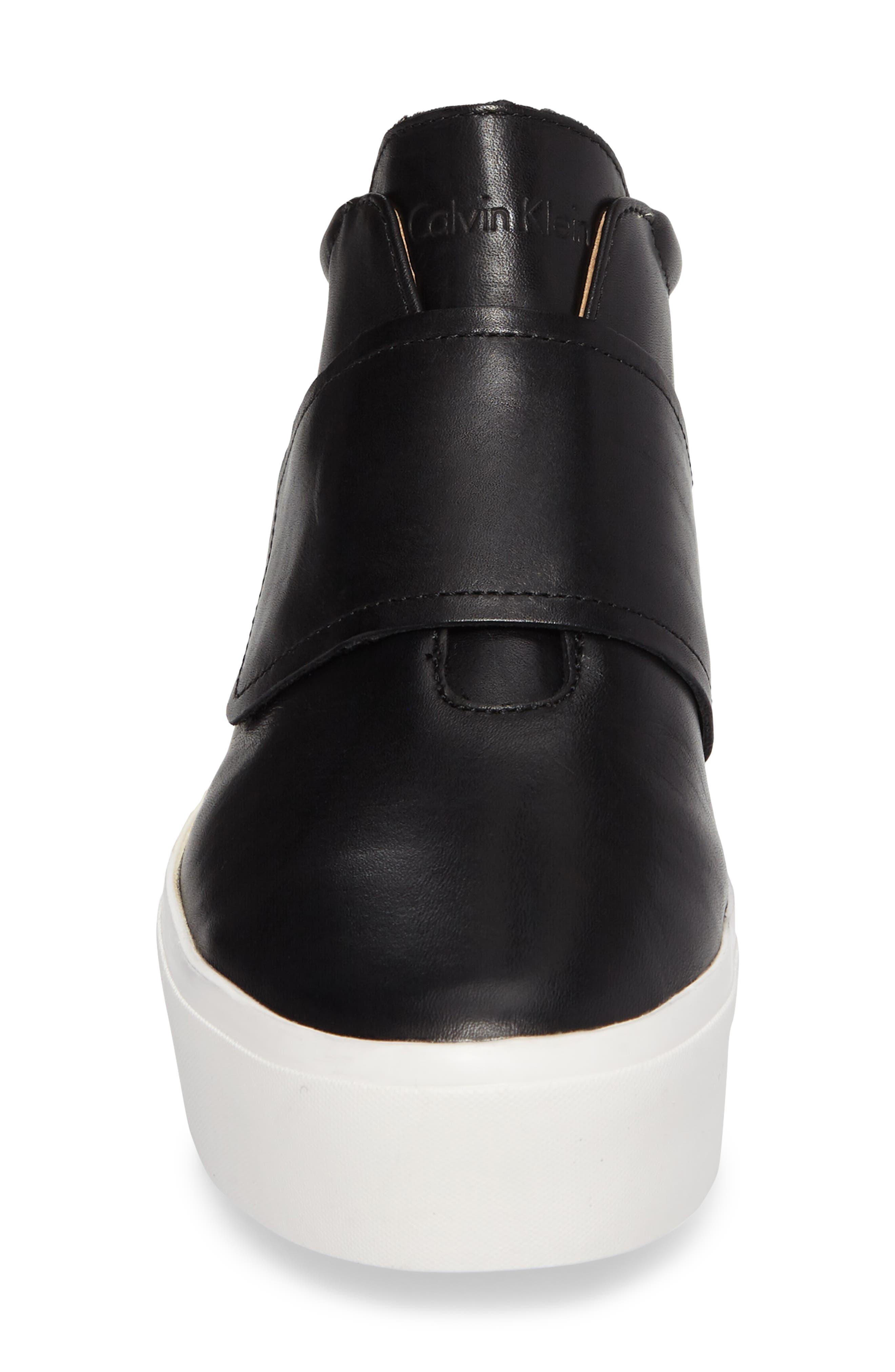 Alternate Image 4  - Calvin Klein Jessamine Platform Sneaker (Women)