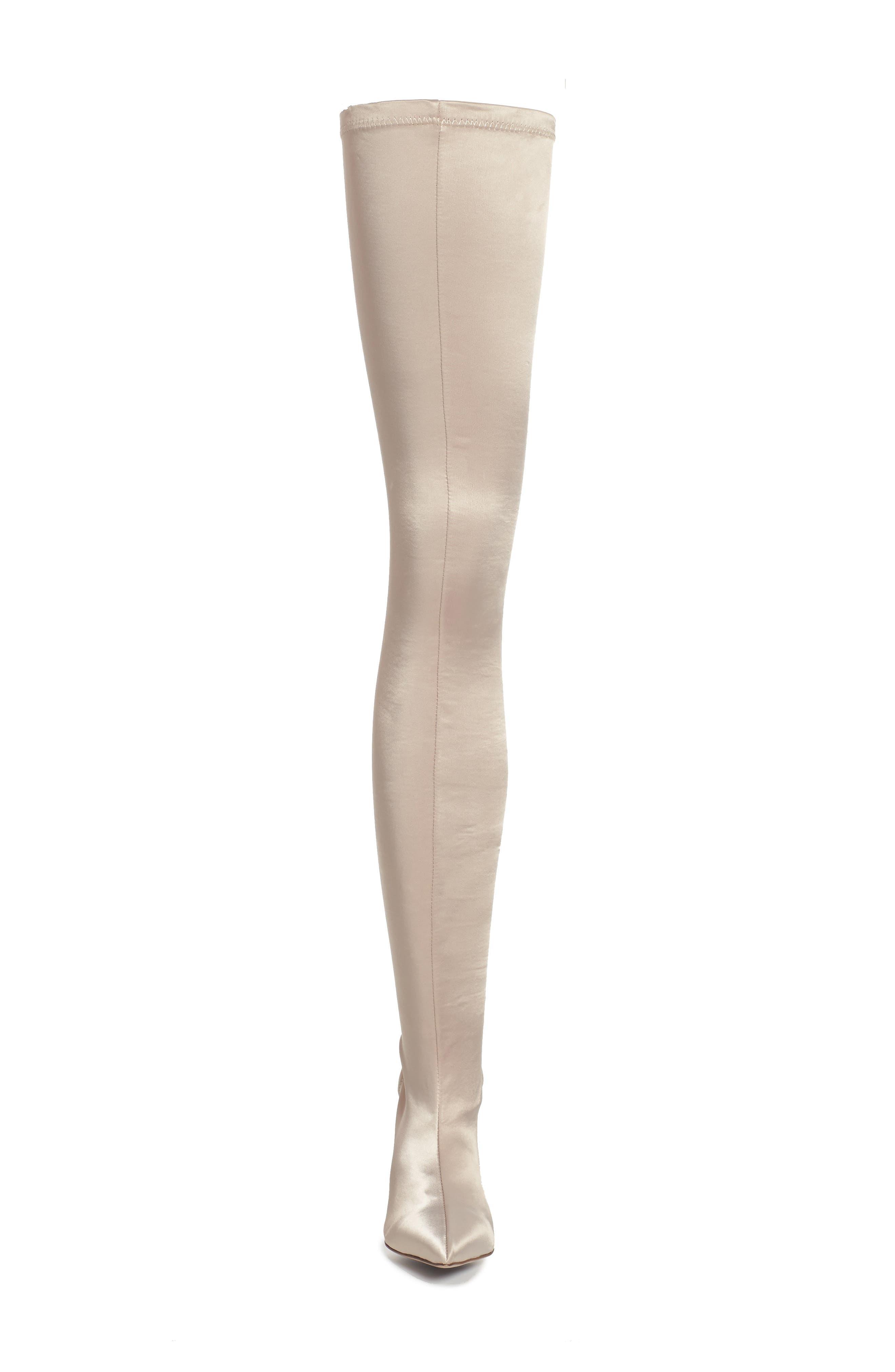 Alternate Image 4  - Tony Bianco Dene Thigh High Boot (Women)