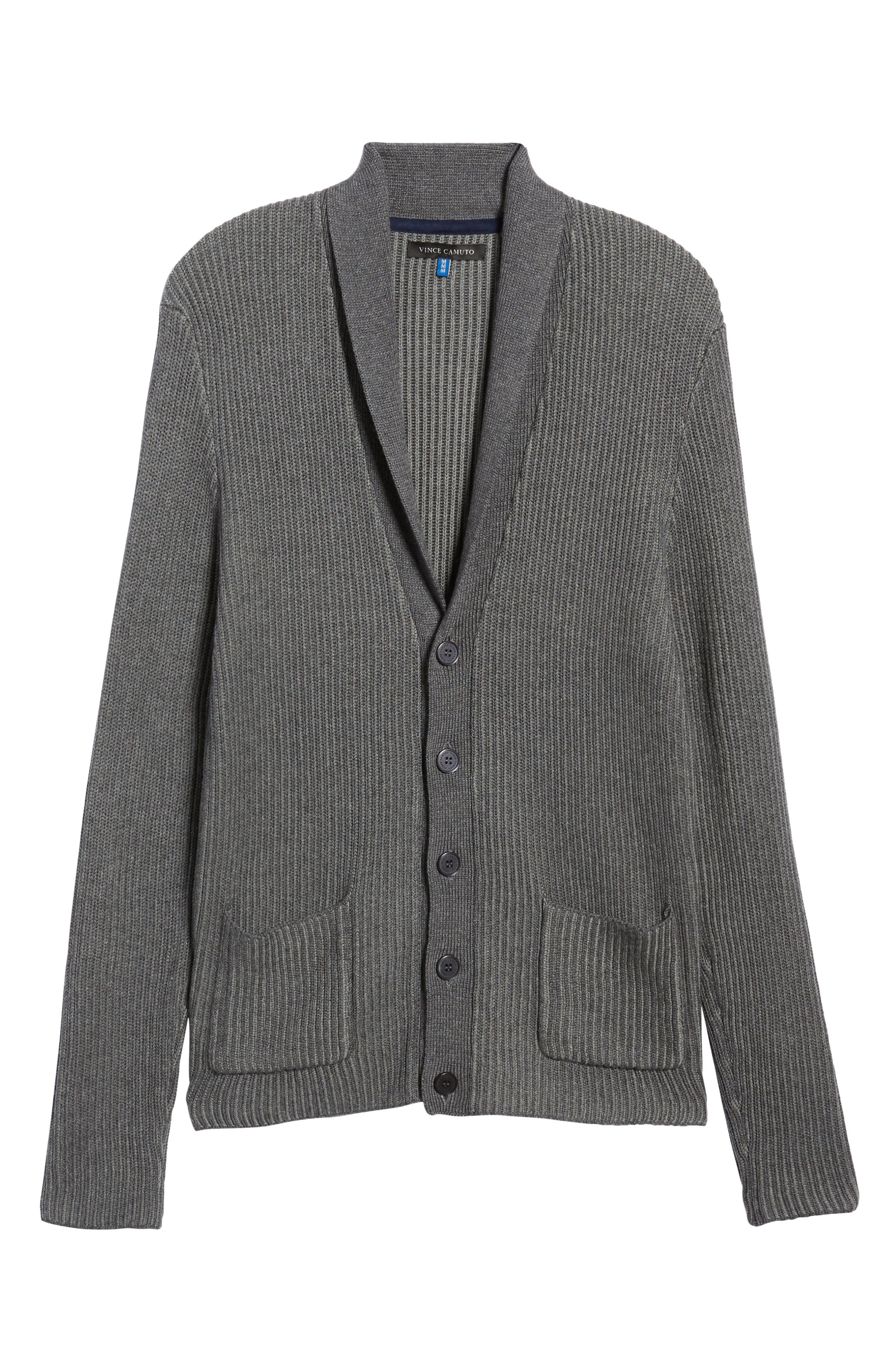 Alternate Image 6  - Vince Camuto Slim Shawl Collar Cardigan