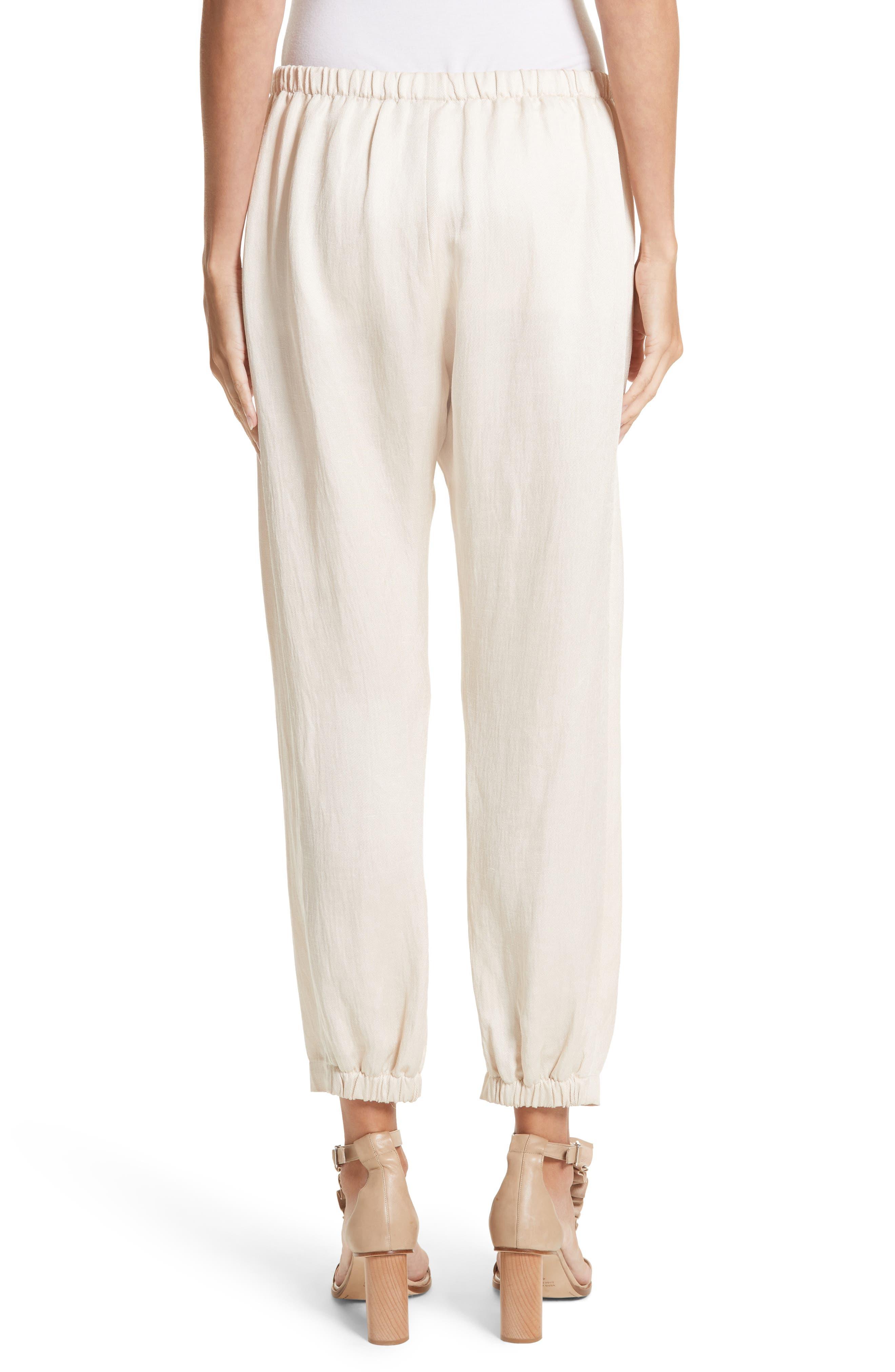 Alternate Image 2  - Zero + Maria Cornejo Gabi Eco Drape Pants