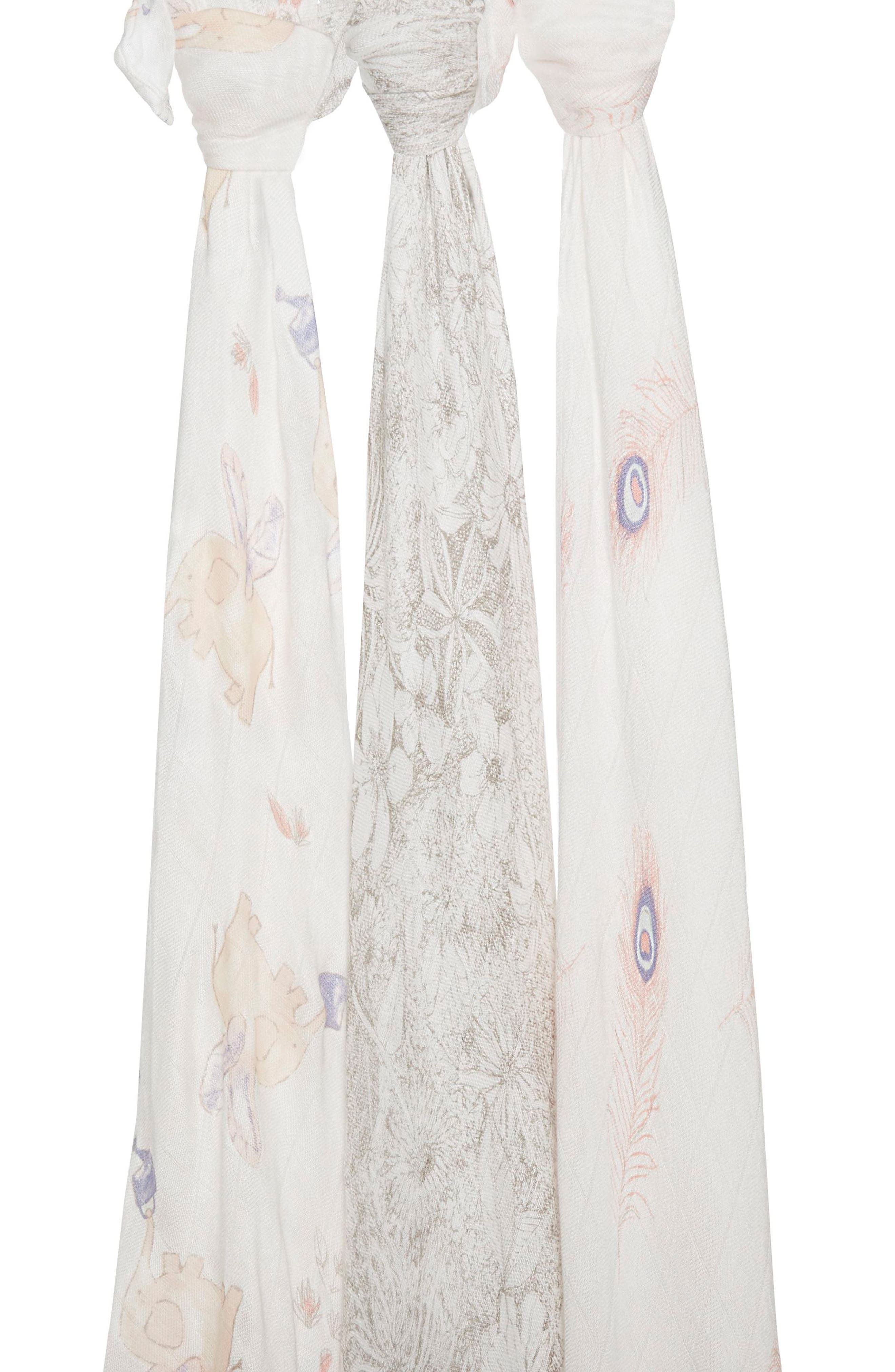 aden + anais 3-Pack Swaddling Cloths