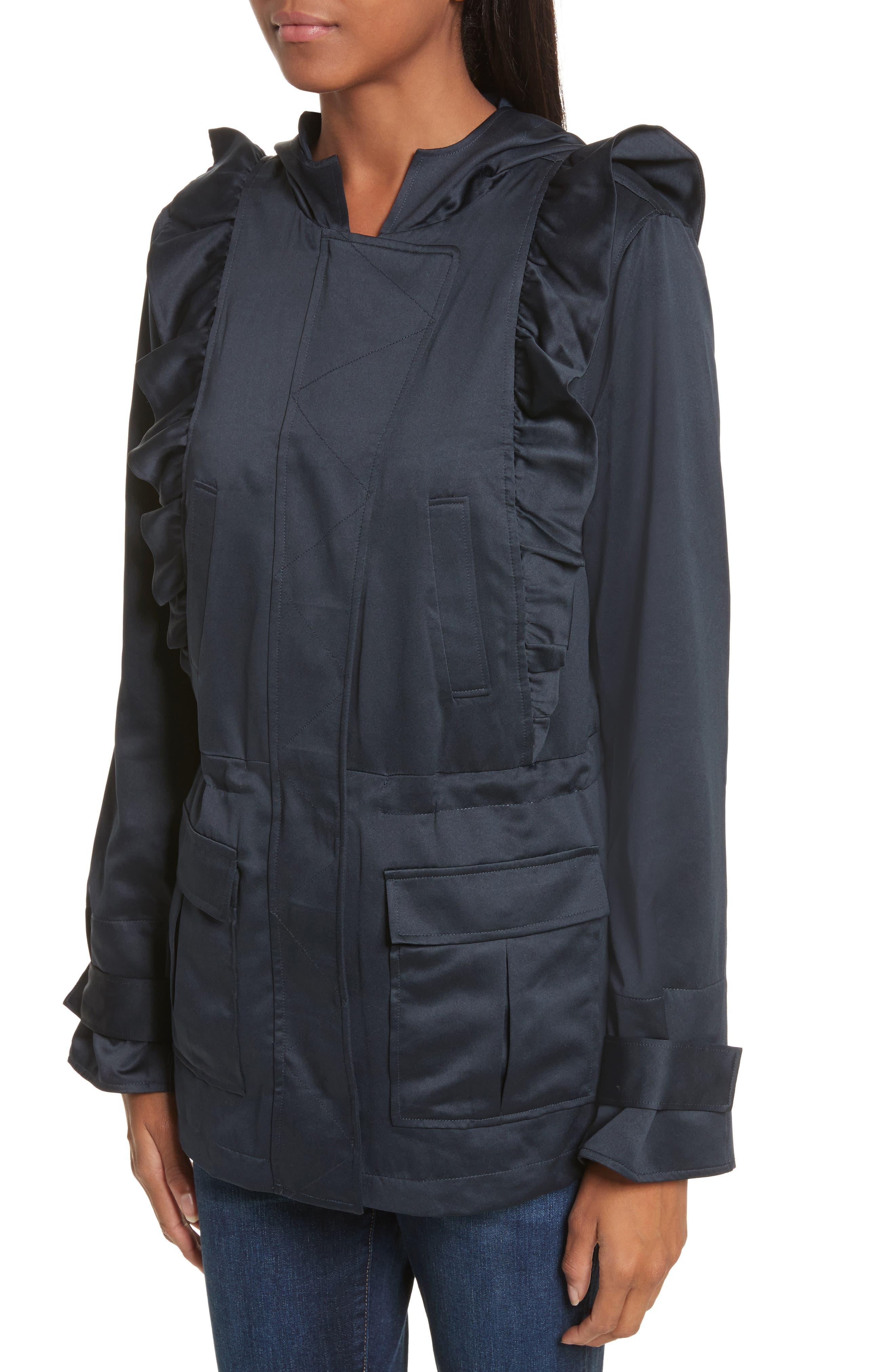 Alternate Image 4  - Joie Ramius Ruffle Jacket