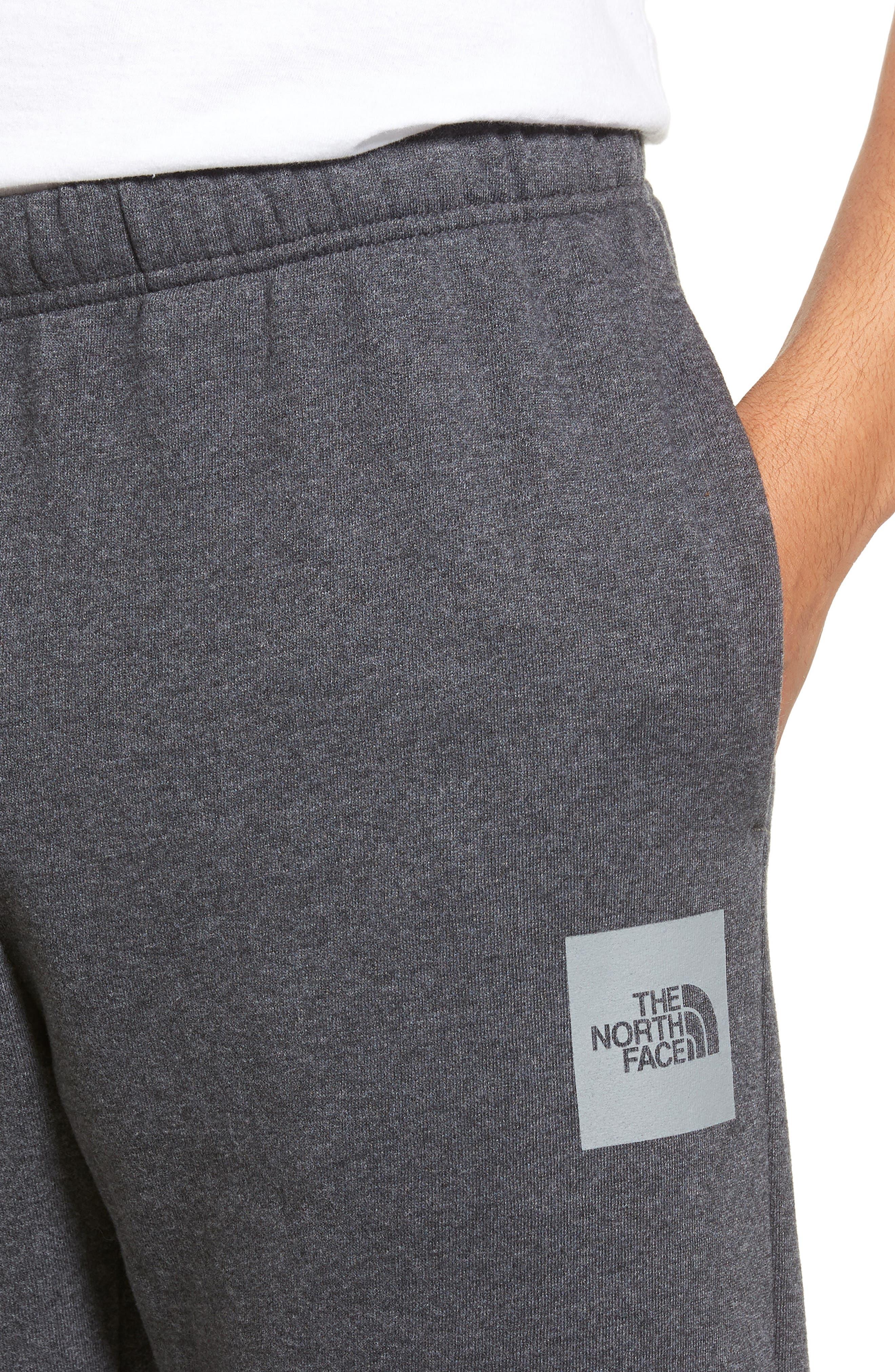 Reflective Never Stop Pants,                             Alternate thumbnail 4, color,                             Dark Grey Hthr/Monument Grey