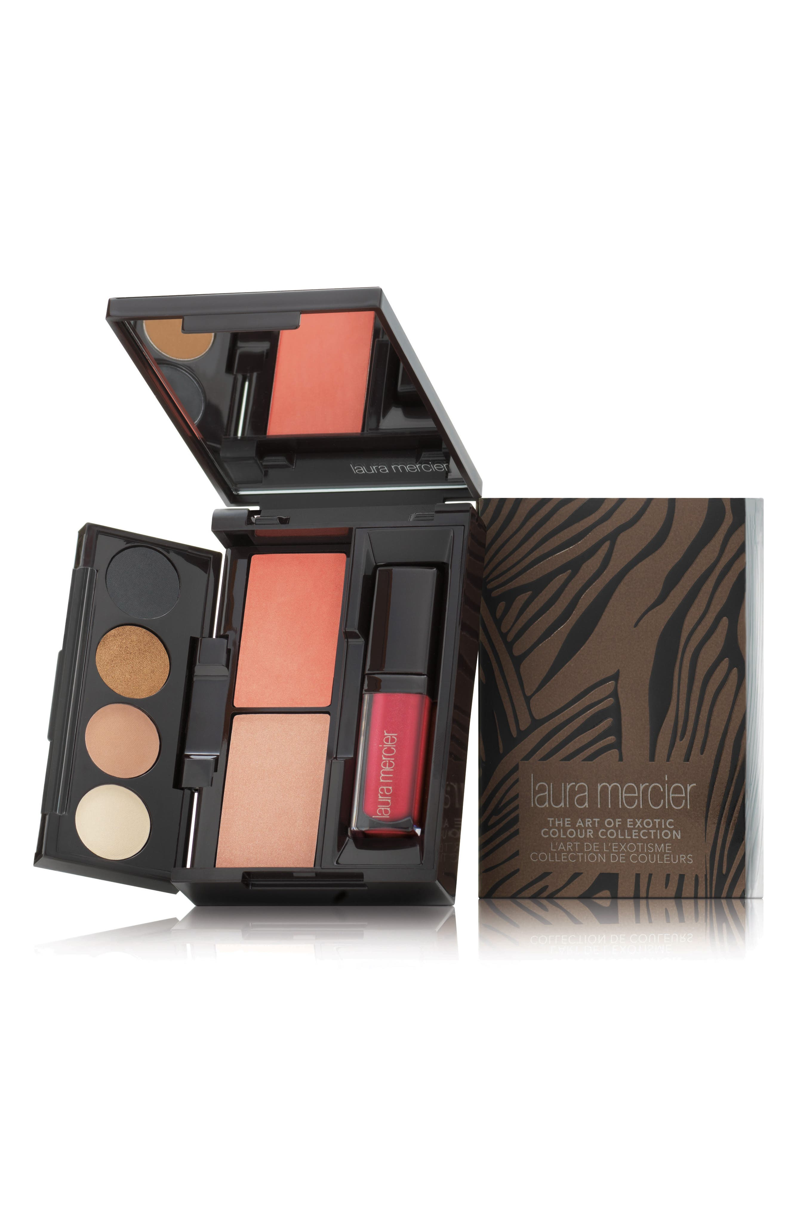 Laura Mercier The Art of Exotic Colour Collection ($104 Value)