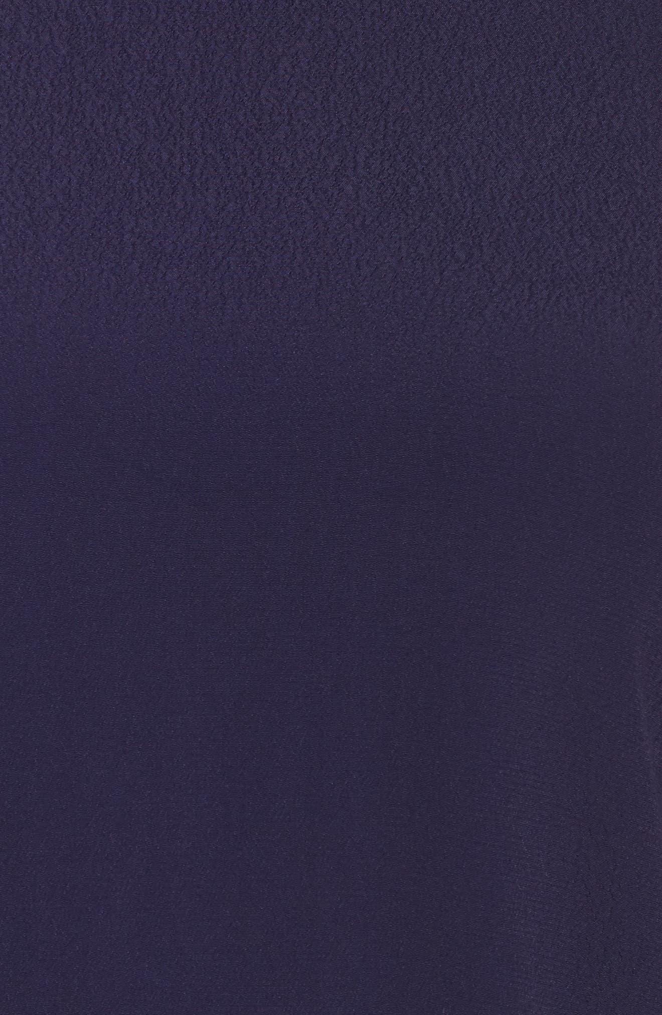 Alternate Image 5  - Sejour Side Tie Blouse (Plus Size)