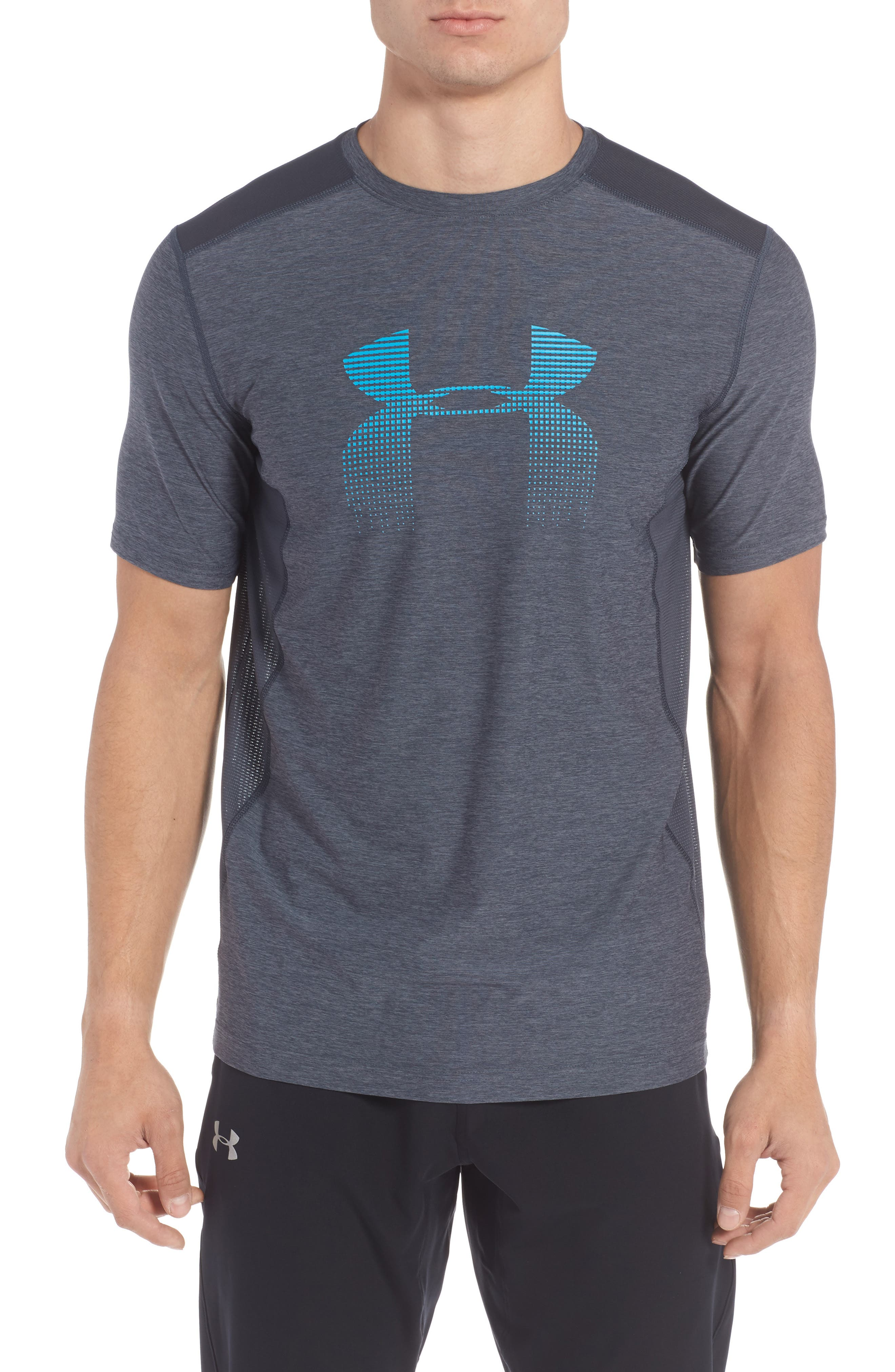 Alternate Image 1 Selected - Under Armour Raid Graphic T-Shirt