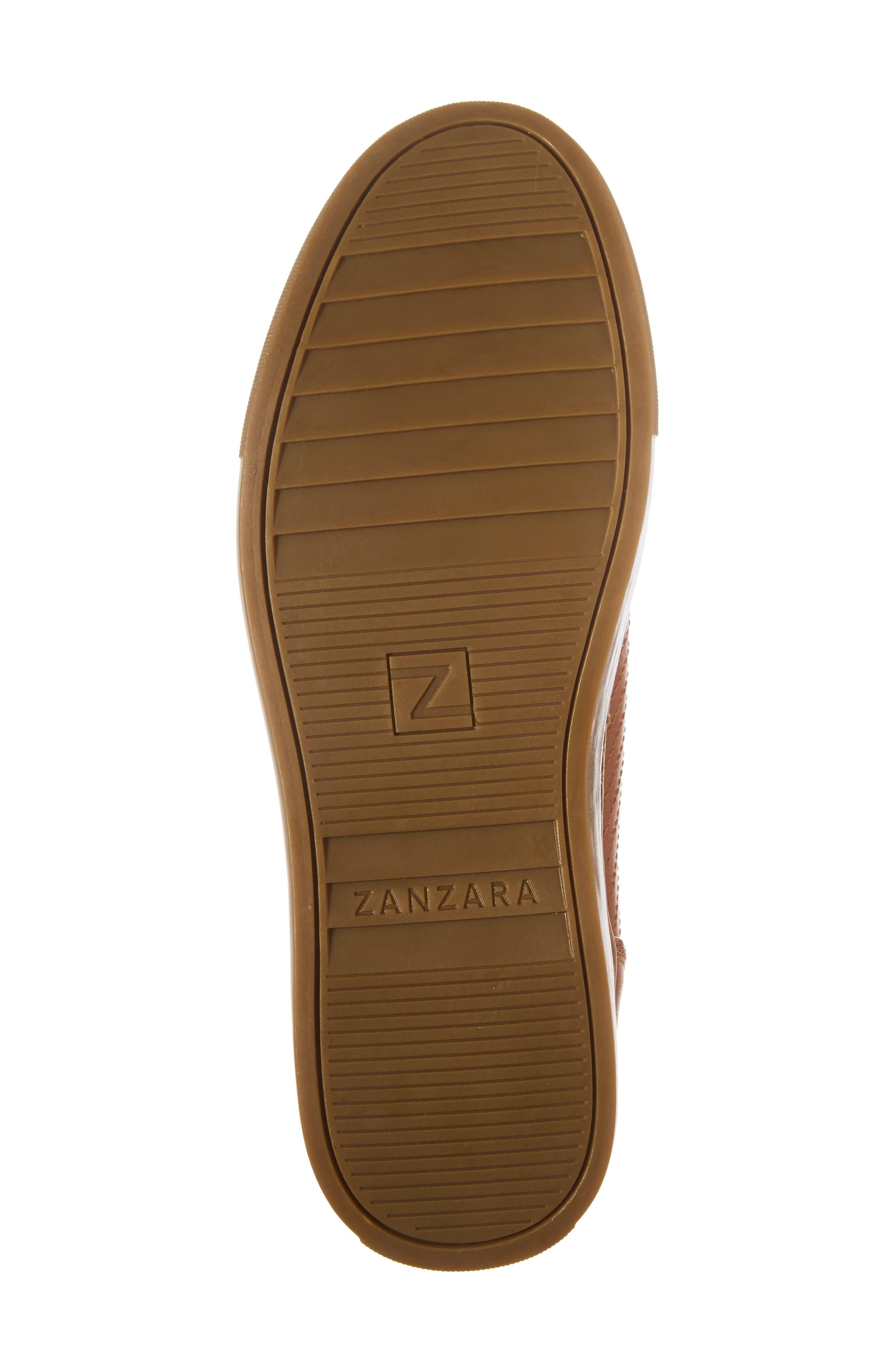 Youse Sneaker,                             Alternate thumbnail 6, color,                             Cognac Leather