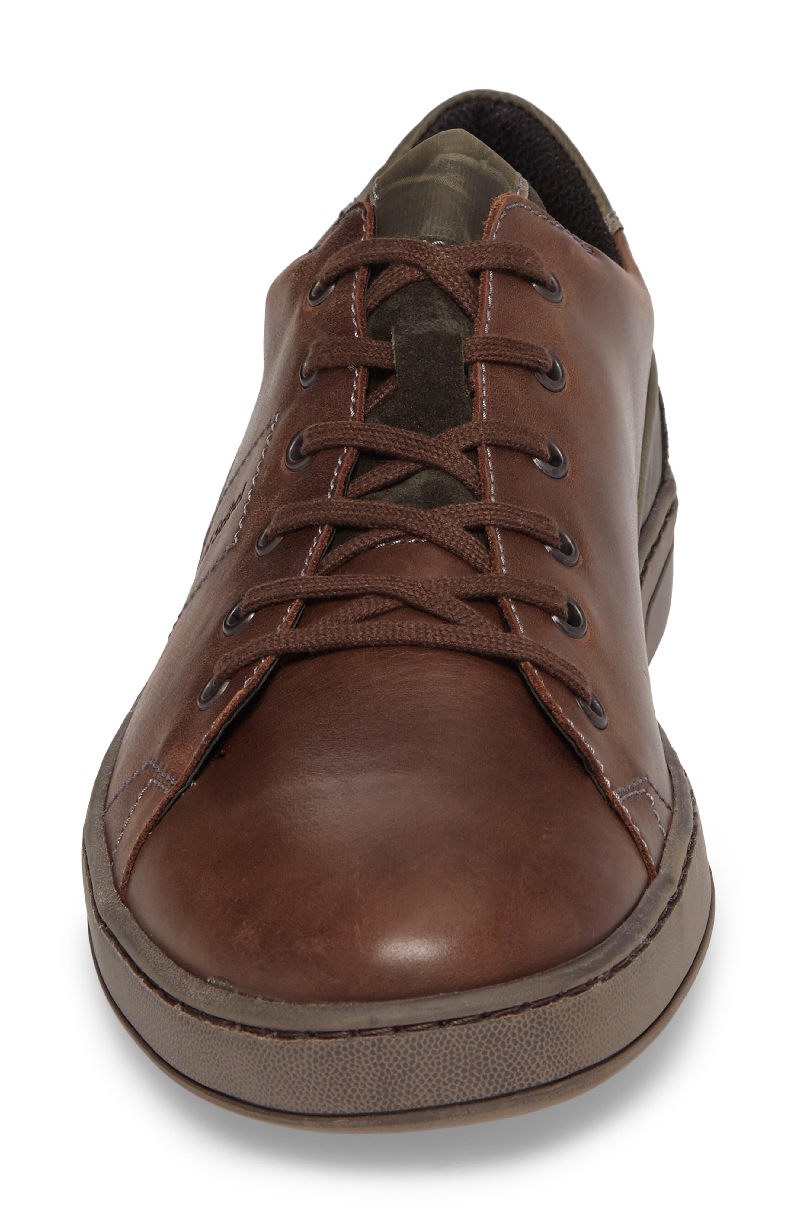 Alternate Image 4  - Josef Seibel Dresda 23 Sneaker (Men)