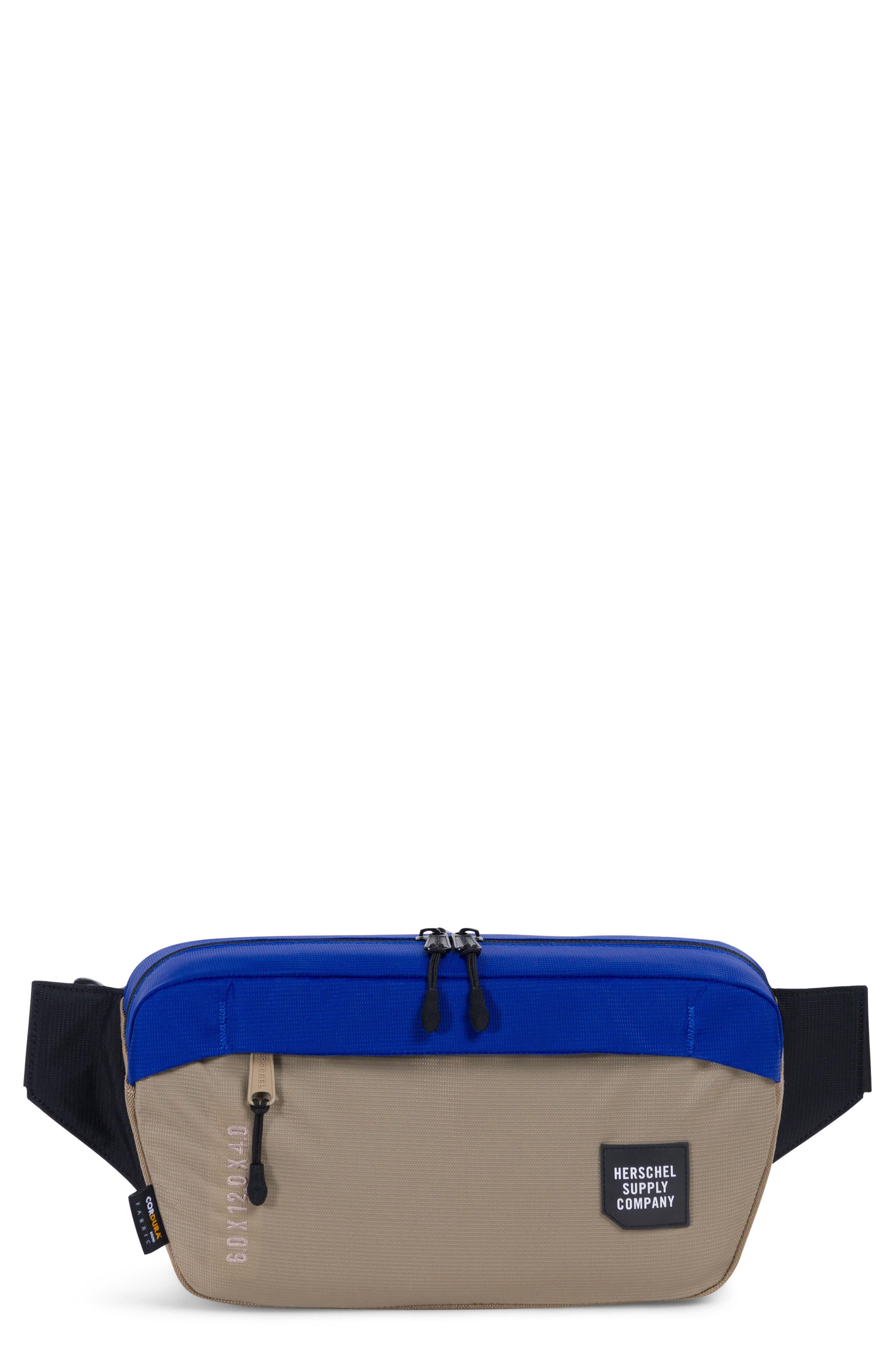 Alternate Image 1 Selected - Herschel Supply Co. Tour Trail Belt Bag