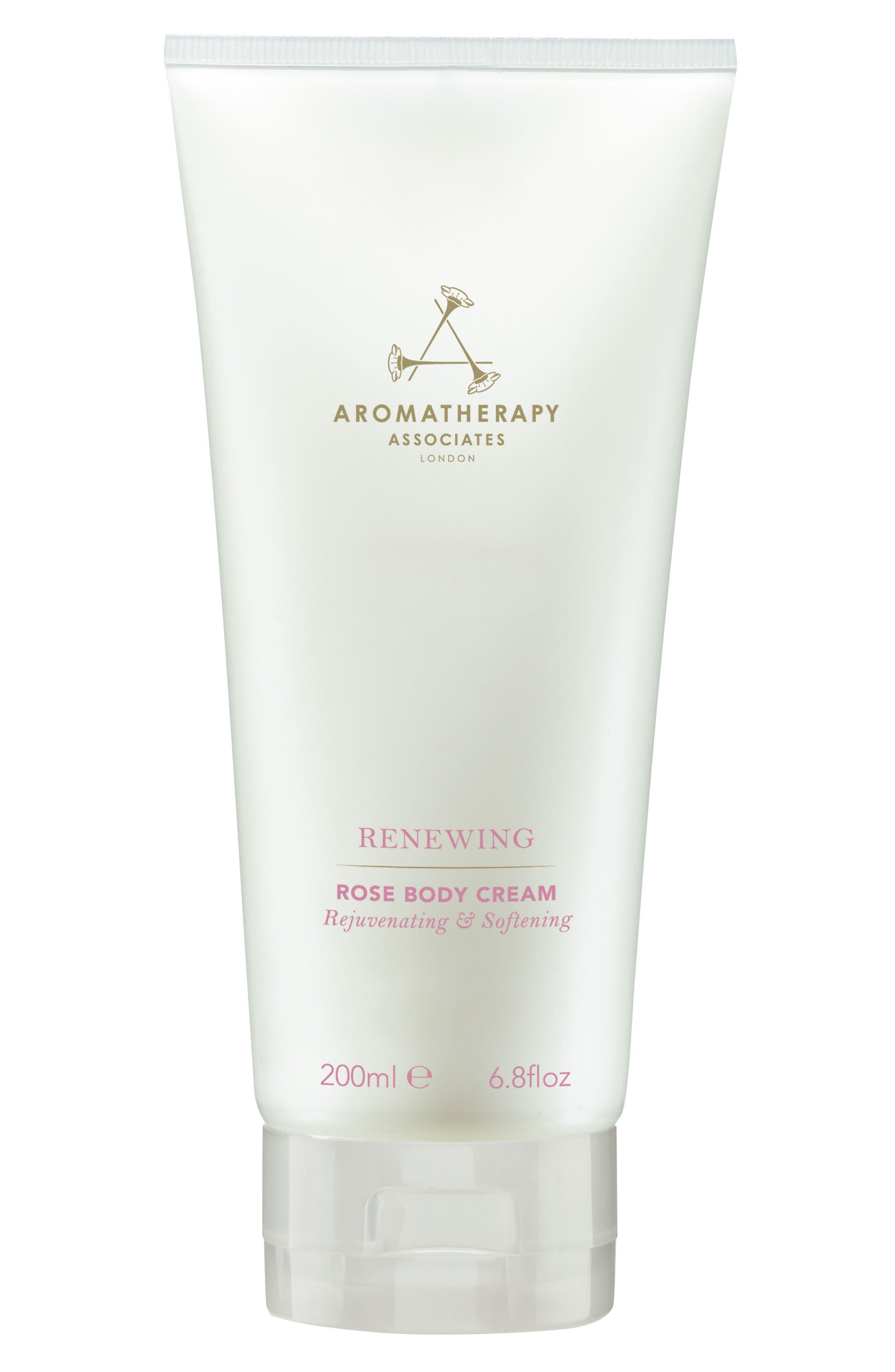 Renewing Rose Body Cream,                         Main,                         color, No Color