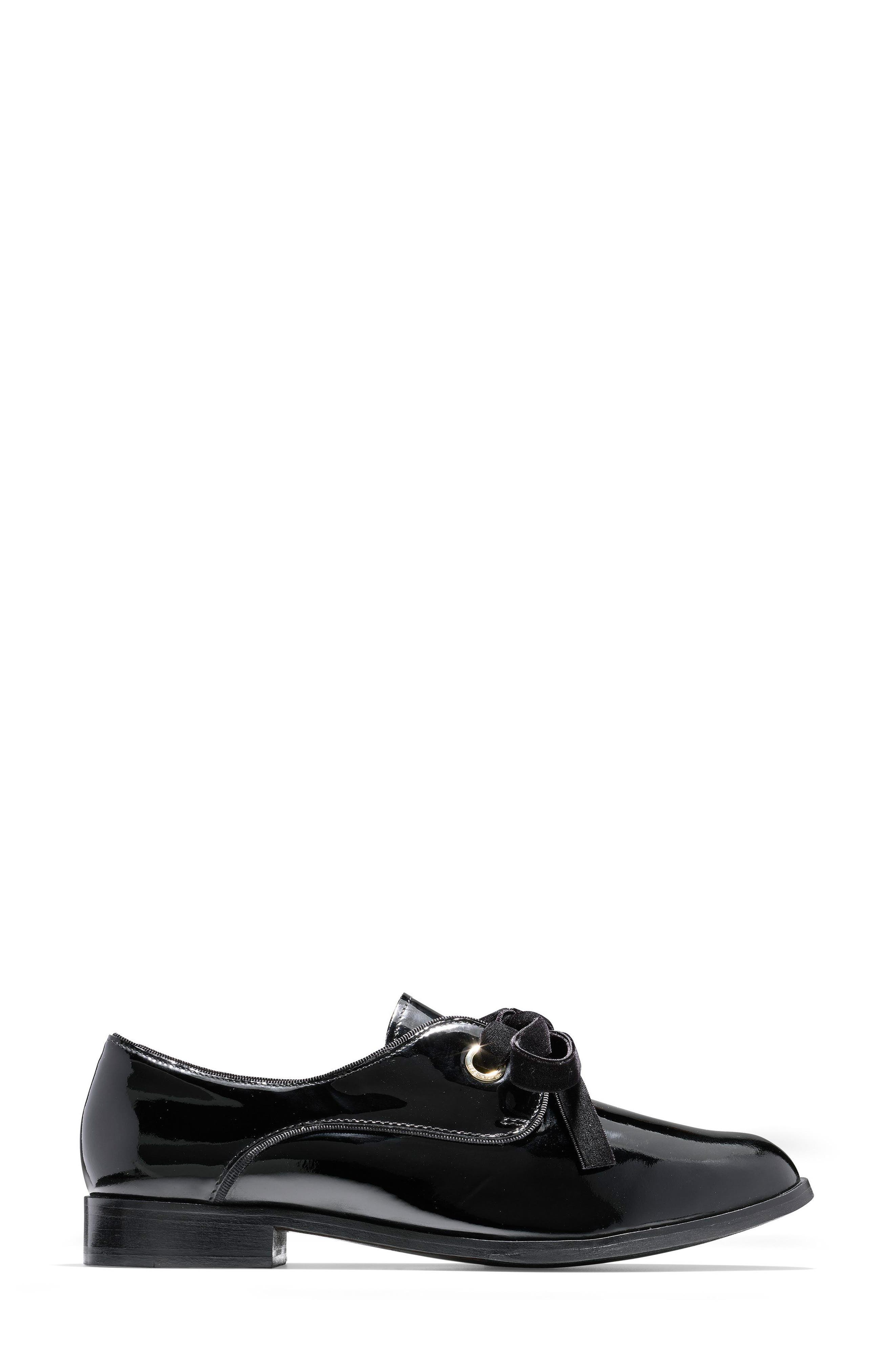 Jaylyn Oxford,                             Alternate thumbnail 3, color,                             Black Patent
