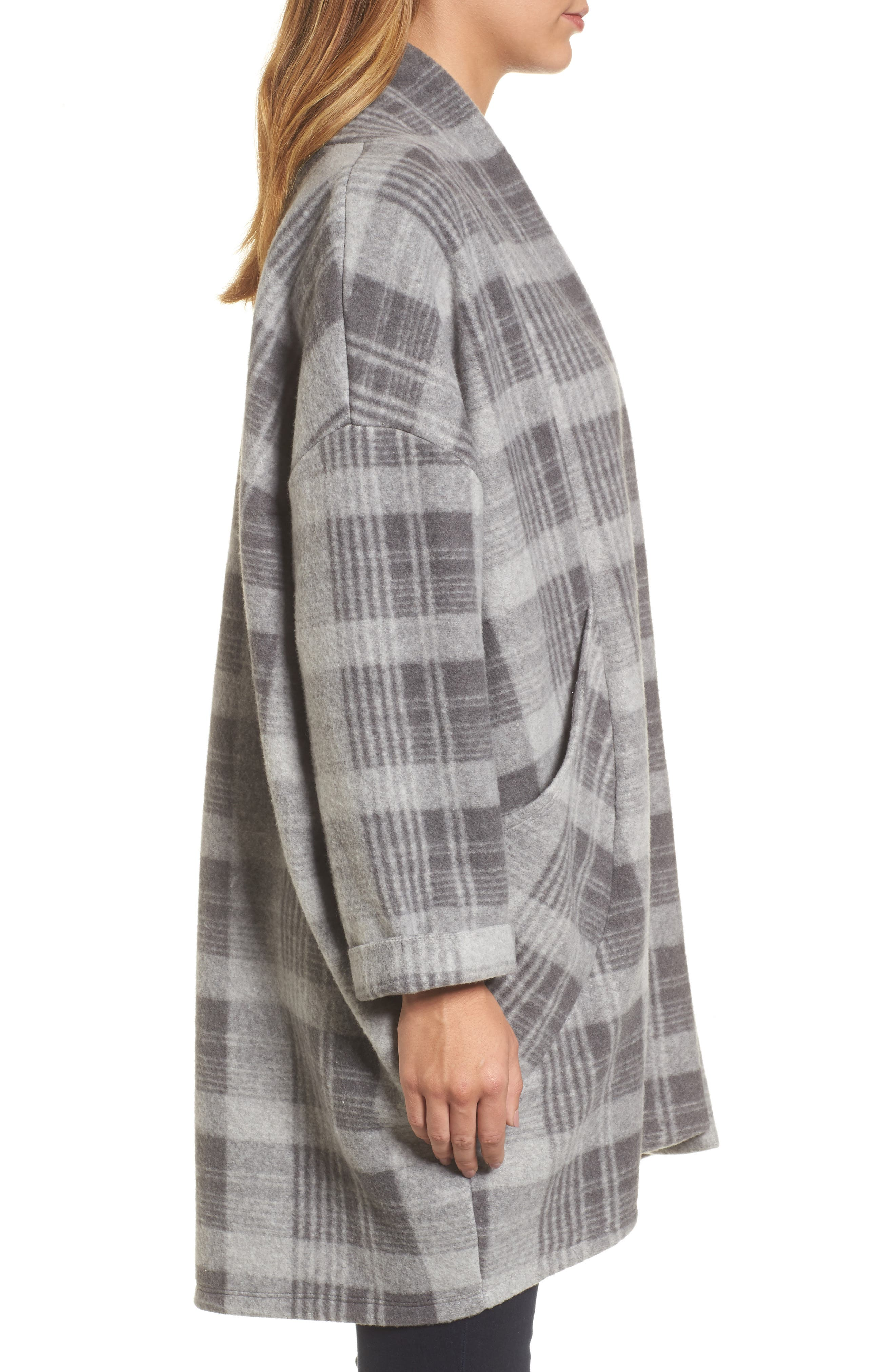 Alternate Image 3  - Caslon® Oversize Jacket